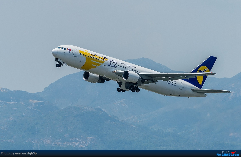 Re:[原创]沙螺湾拍飞机起飞(香港) BOEING 767-300  香港沙螺湾