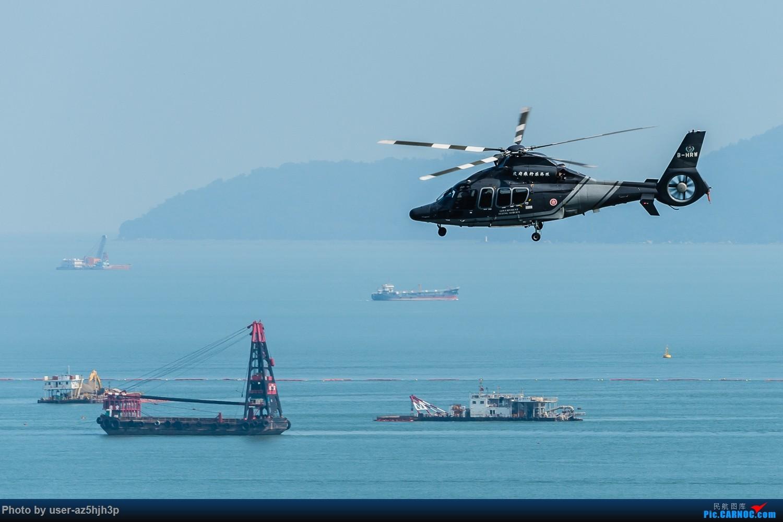 Re:[原创]沙螺湾拍飞机起飞(香港) 直升机 B-HRW 香港沙螺湾