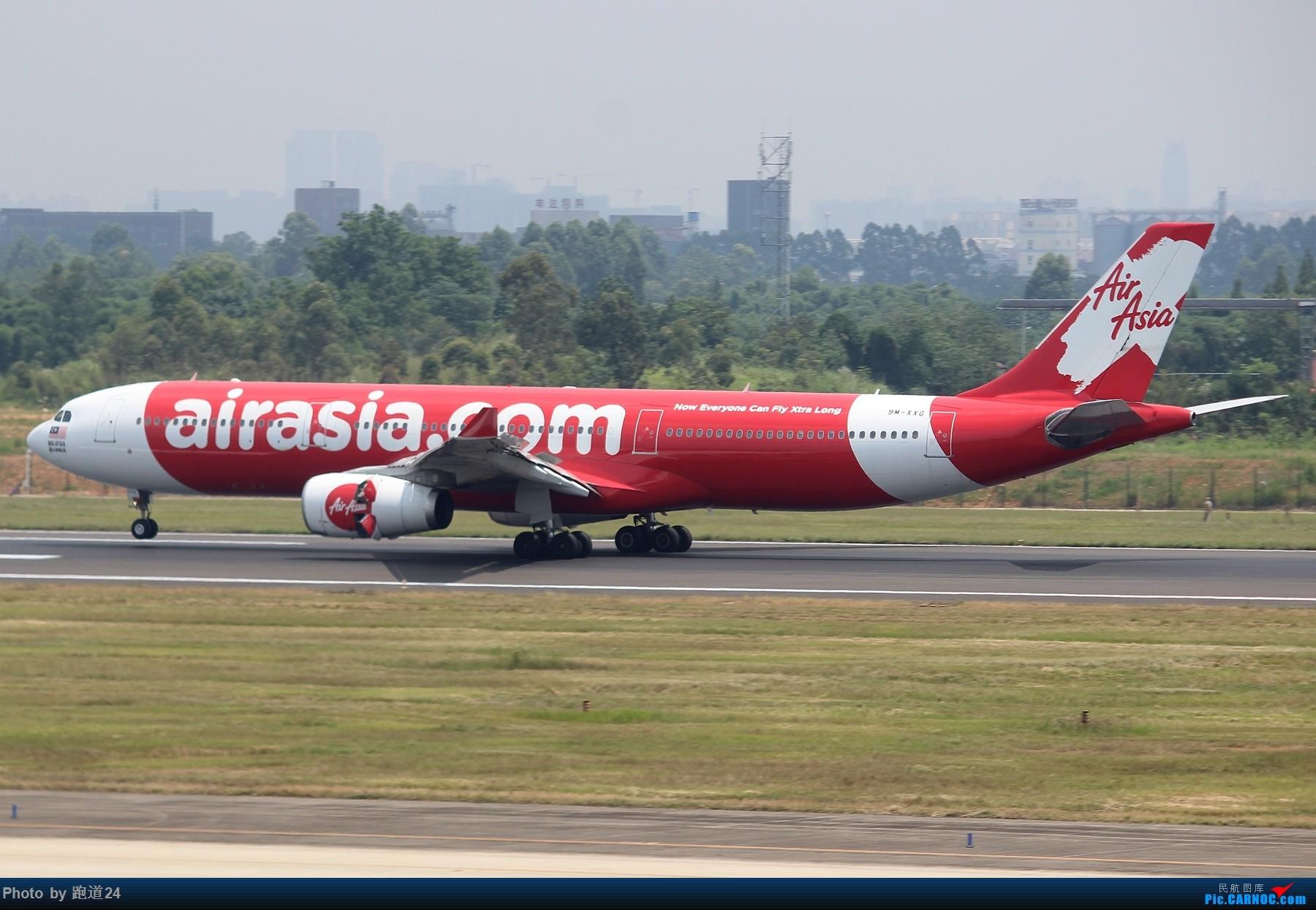 Re:【多图党】CTU一组 AIRBUS A330-300 9M-XXG 中国成都双流国际机场