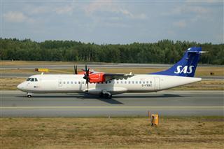 Re:LIULIU|303km航线体验边角边航空ATR-72|SAS机队概览