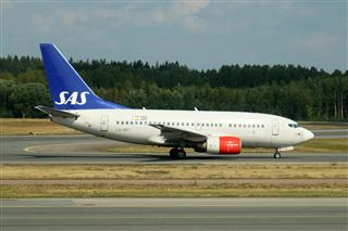 Re:斯堪的纳维亚急速小胖子,波音737-600,SK673 ARN-FRA。