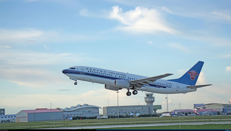 Re:[原创]呼伦贝尔机场夏日午后 BOEING 737-800 B-5149 中国海拉尔东山机场