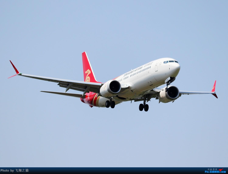 Re:[原创]CKG拍机(738MAX) BOEING 737MAX  重庆江北国际机场