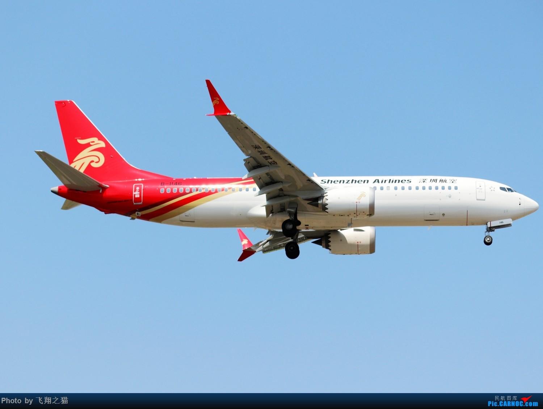 Re:[原创]CKG拍机(738MAX) BOEING 737MAX B-1146 重庆江北国际机场