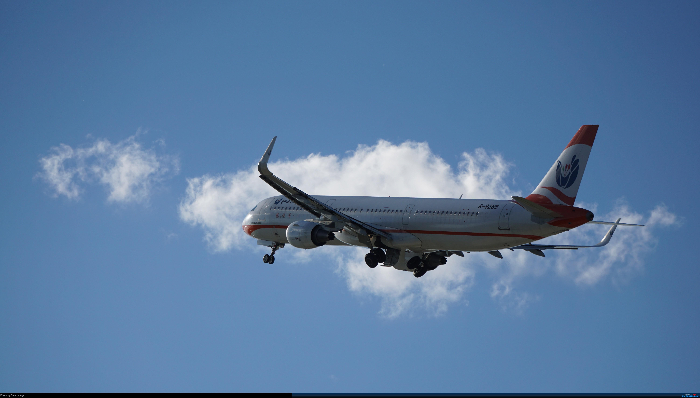 Re:[原创]呼伦贝尔机场夏日午后 AIRBUS A321-200 B-8285 中国海拉尔东山机场