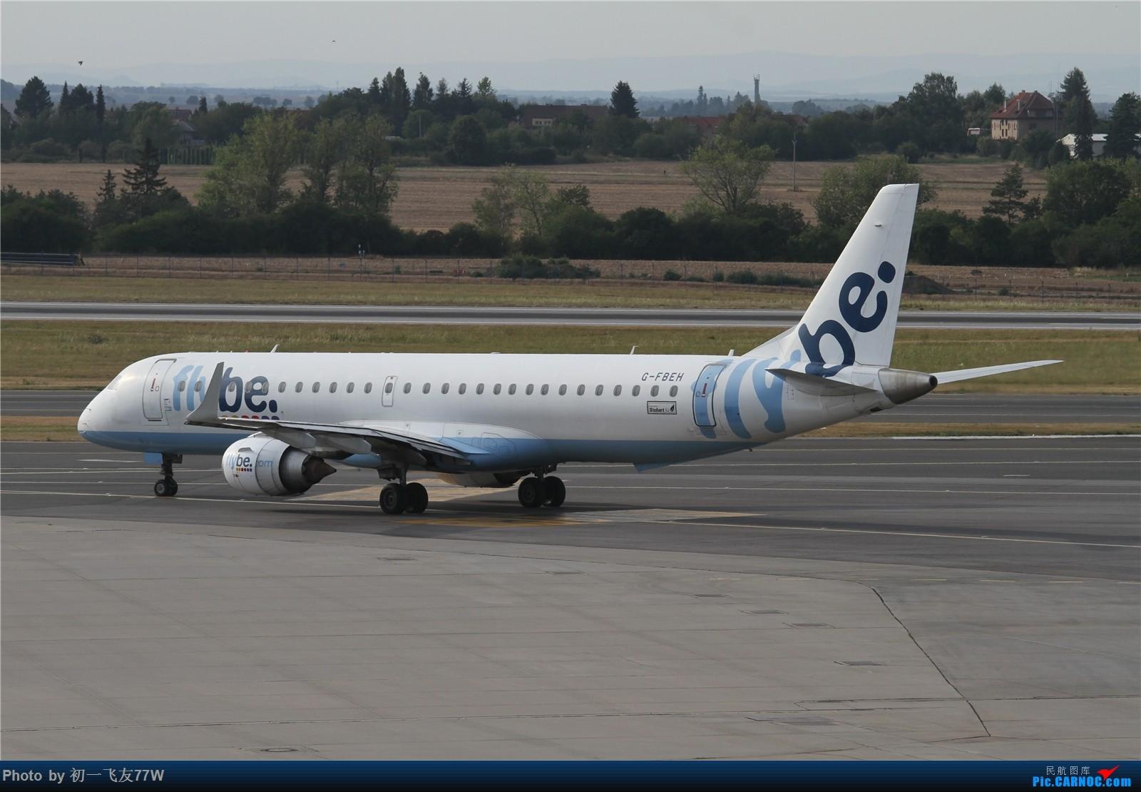 Re:[原创]【多图党】在布拉格机场等飞机时伪装拍机【1600:900】 EMBRAER E-195