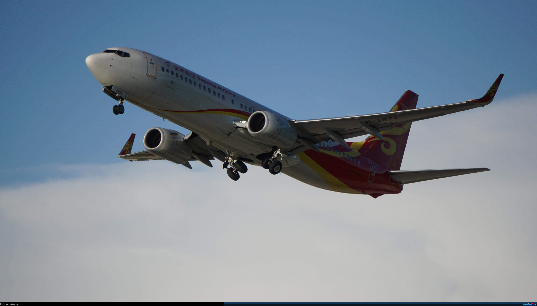 Re:[原创]呼伦贝尔机场夏日午后 BOEING 737-800 B-1571 中国海拉尔东山机场