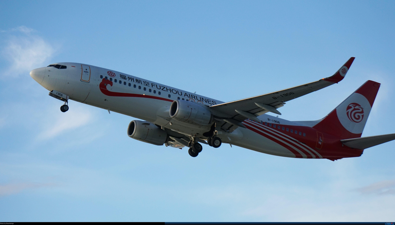 Re:[原创]呼伦贝尔机场夏日午后 BOEING 737-800 B-1906 中国海拉尔东山机场