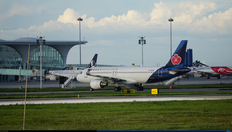 Re:[原创]呼伦贝尔机场夏日午后 AIRBUS A320-200 B-9955 中国海拉尔东山机场