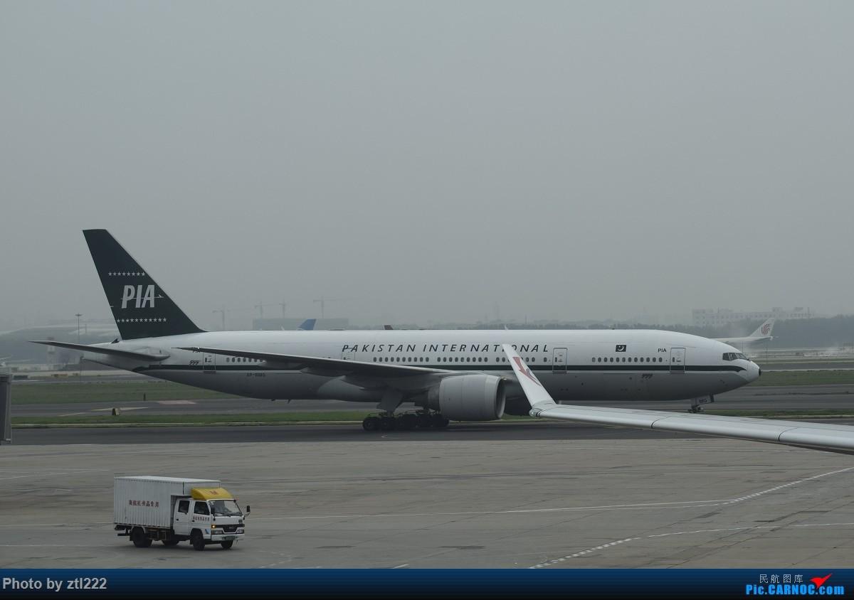 Re:[原创]Re:[原创]【天天飞旅】第九集:暑假再探魔都---东航京沪航线再体验 BOEING 777-200  中国北京首都国际机场