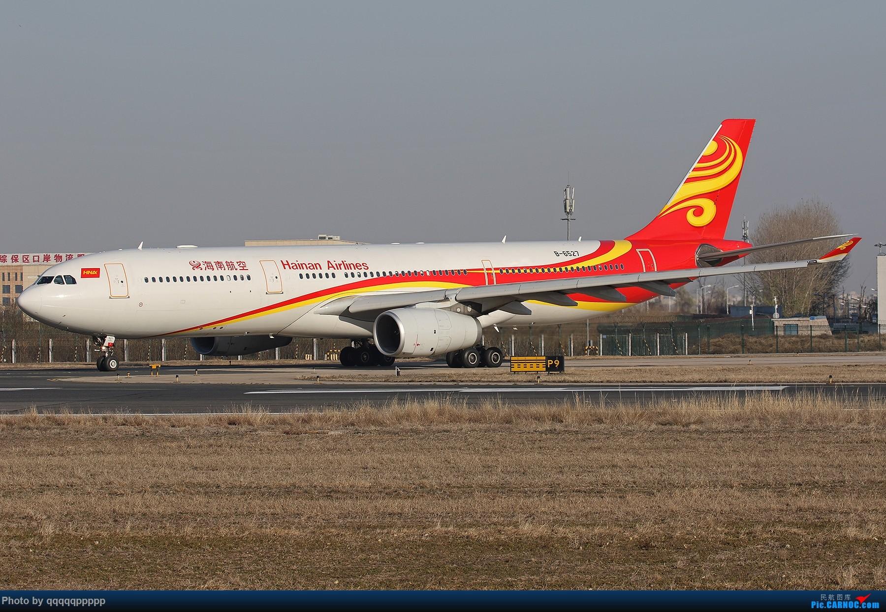 Re:[原创]~近期杂图~特别特别杂~~ AIRBUS A330-300 B-6527 中国北京首都国际机场
