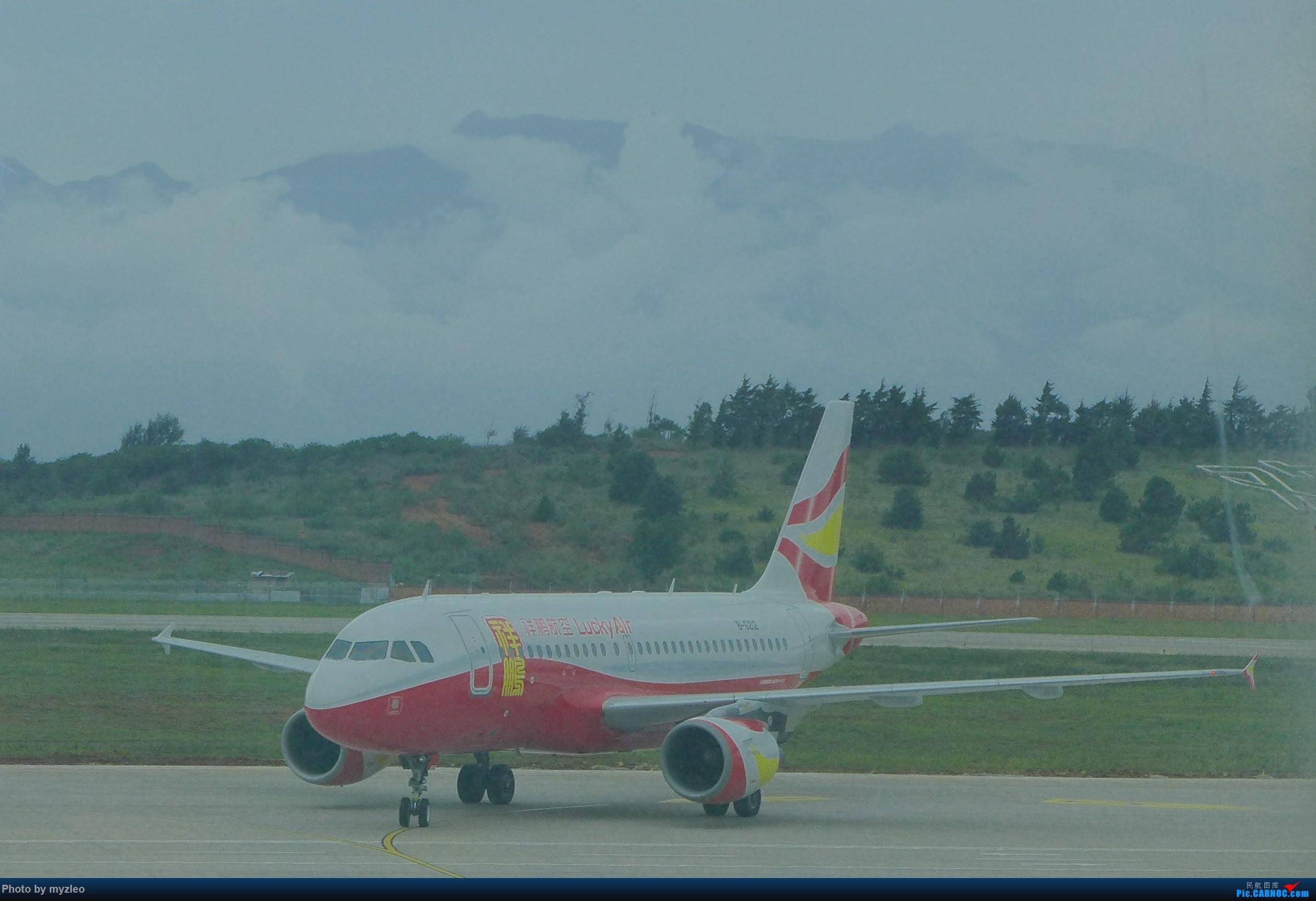 Re:[原创]【myzleo的游记2.2】昆洱风光(2)——去大理+人在大理+不舍返沪 AIRBUS A319-100 B-6212 中国大理机场
