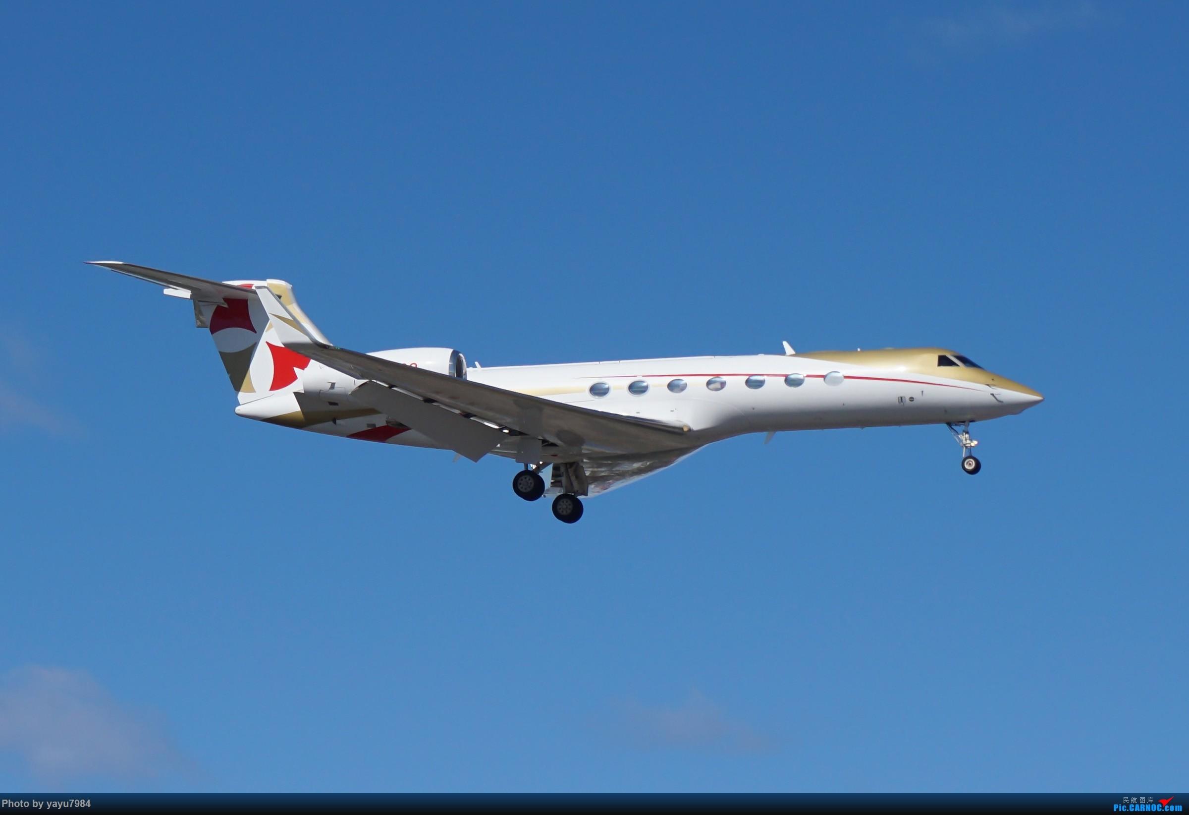 Re:[原创][SYD] 25跑道头打卡,有幸收集到4架MU的A332 GULFSTREAM G550 B-8269 澳大利亚悉尼金斯福德·史密斯机场