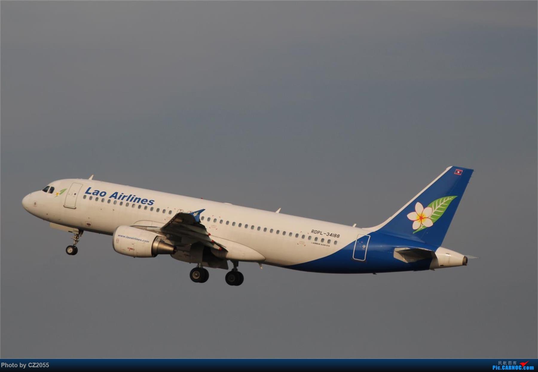 Re:[原创][原创]【CZ2055】【CAN】新镜头试镜。 AIRBUS A320-200  中国广州白云国际机场