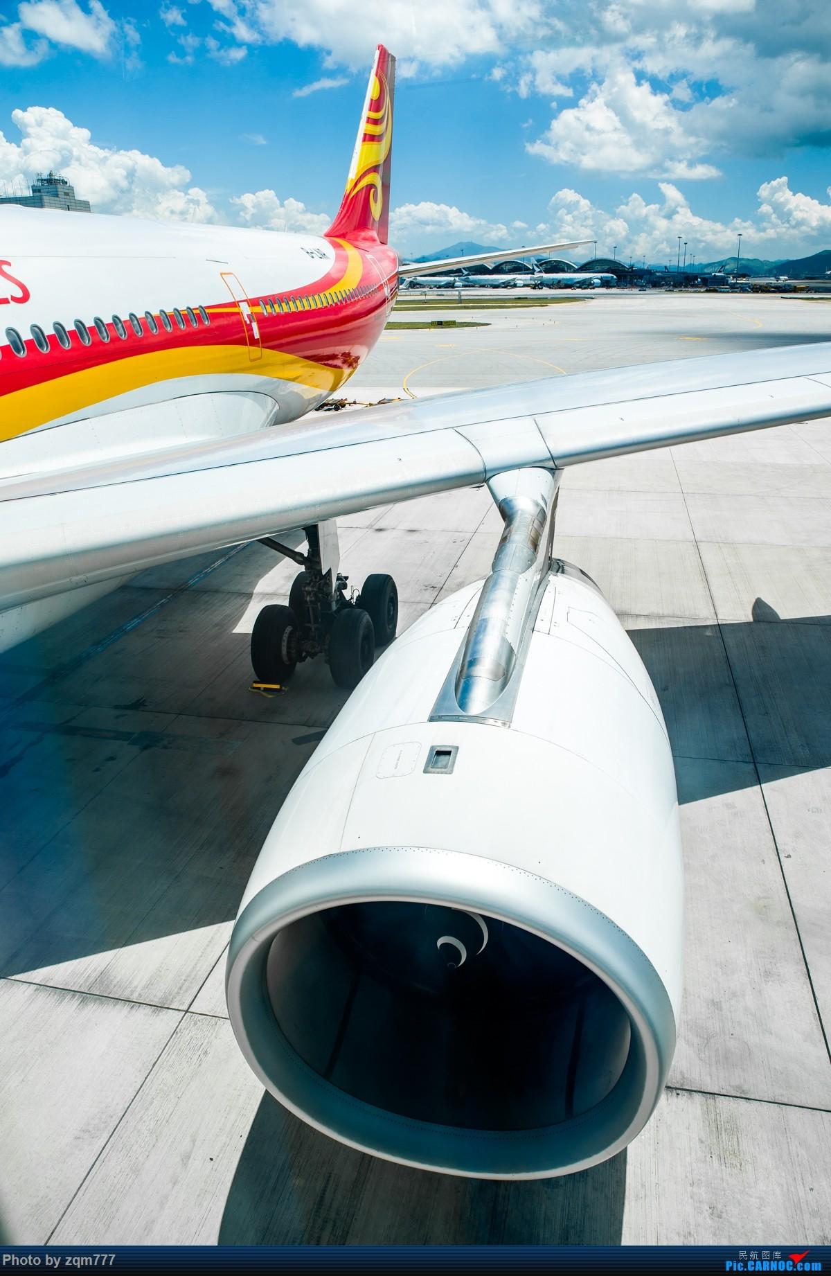 Re:[原创]2018.7.28-30沪深港拍机三日游,体验上海航空767倒数第七班正班航班 AIRBUS A330-300 B-LNR 中国香港国际机场
