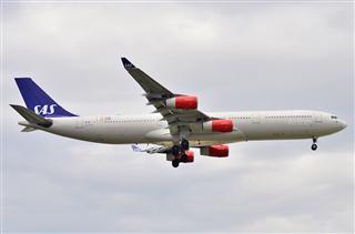 北欧航空343