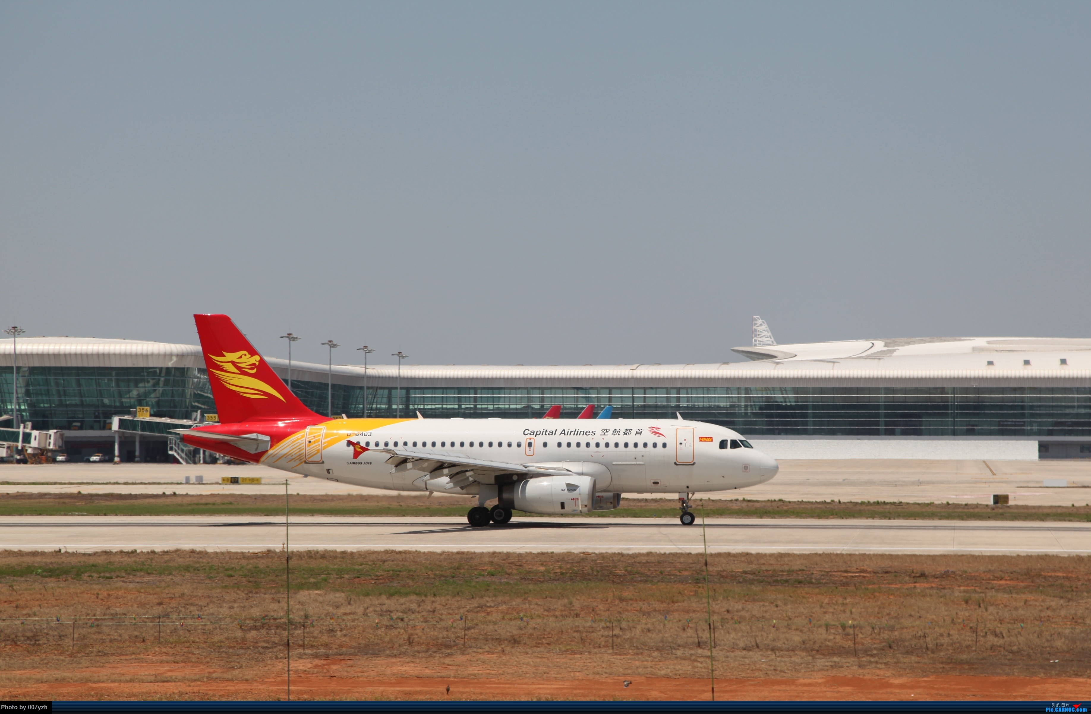 Re:[原创]奔着南航789来的武汉04R跑道拍机 AIRBUS A320-200 B-6726 中国武汉天河国际机场
