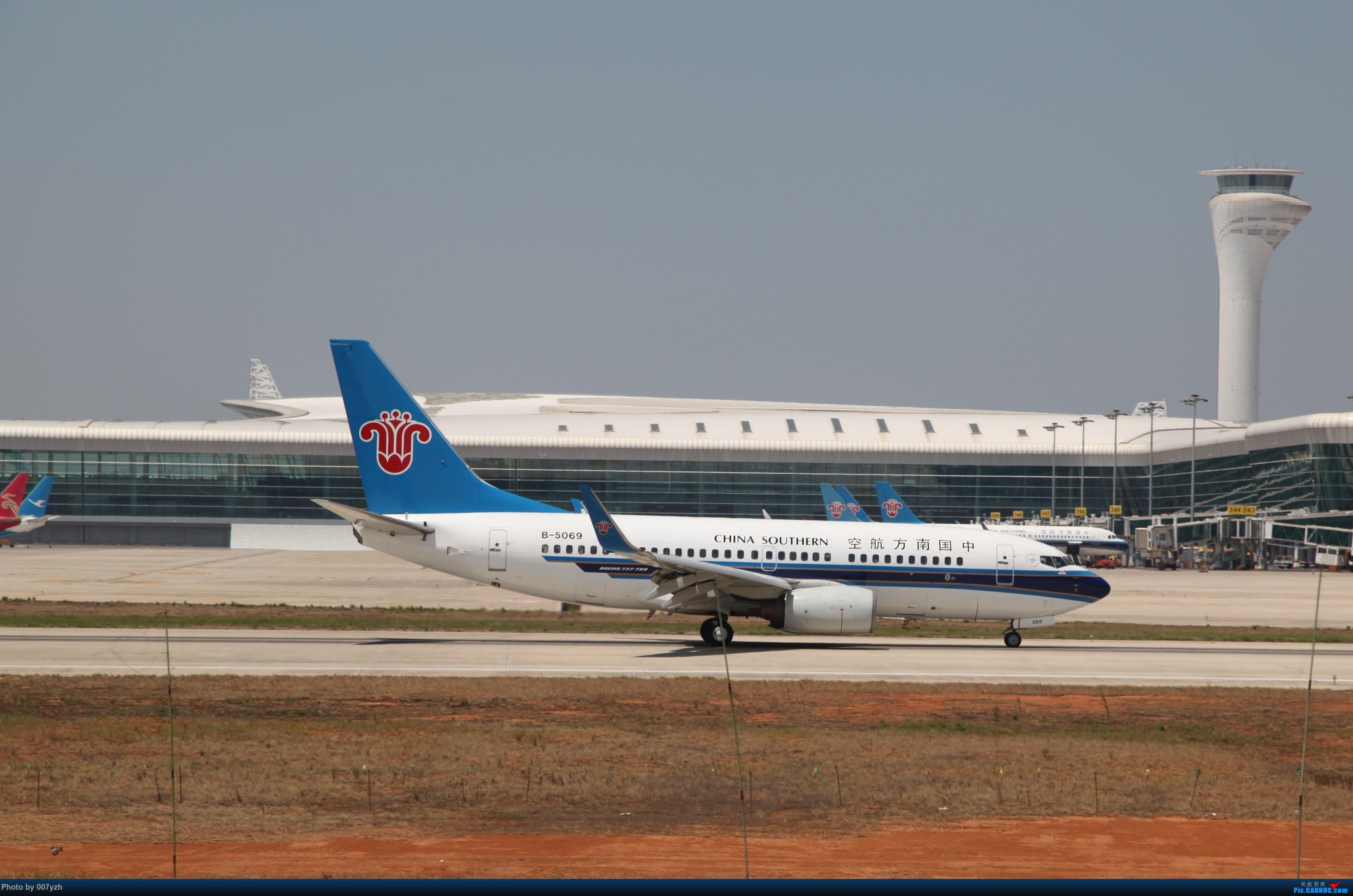 Re:[原创]奔着南航789来的武汉04R跑道拍机 BOEING 737-700 B-5069 中国武汉天河国际机场