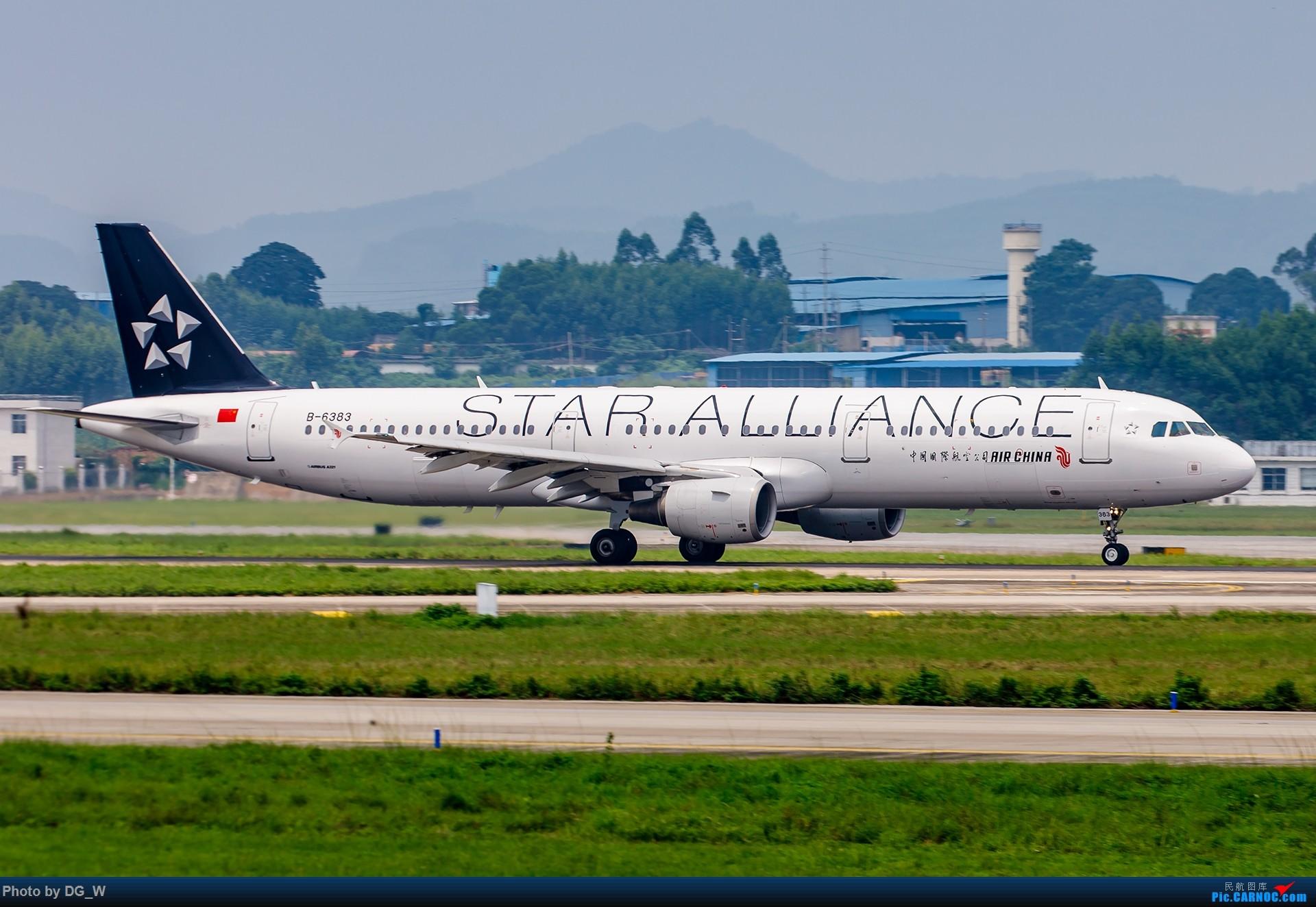 Re:[原创]【南宁飞友】你好,阿娇 AIRBUS A321-200 B-6383 中国南宁吴圩国际机场