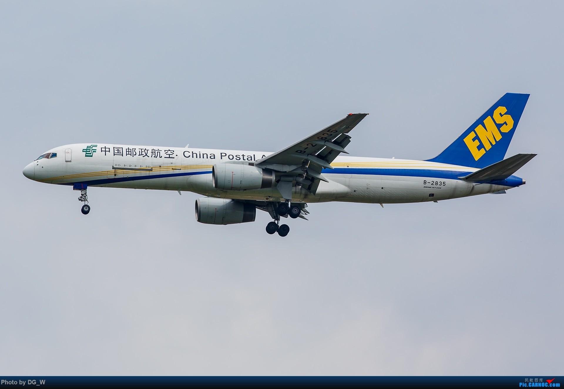 Re:[原创]【南宁飞友】你好,阿娇 BOEING 757-200 B-2835 中国南宁吴圩国际机场