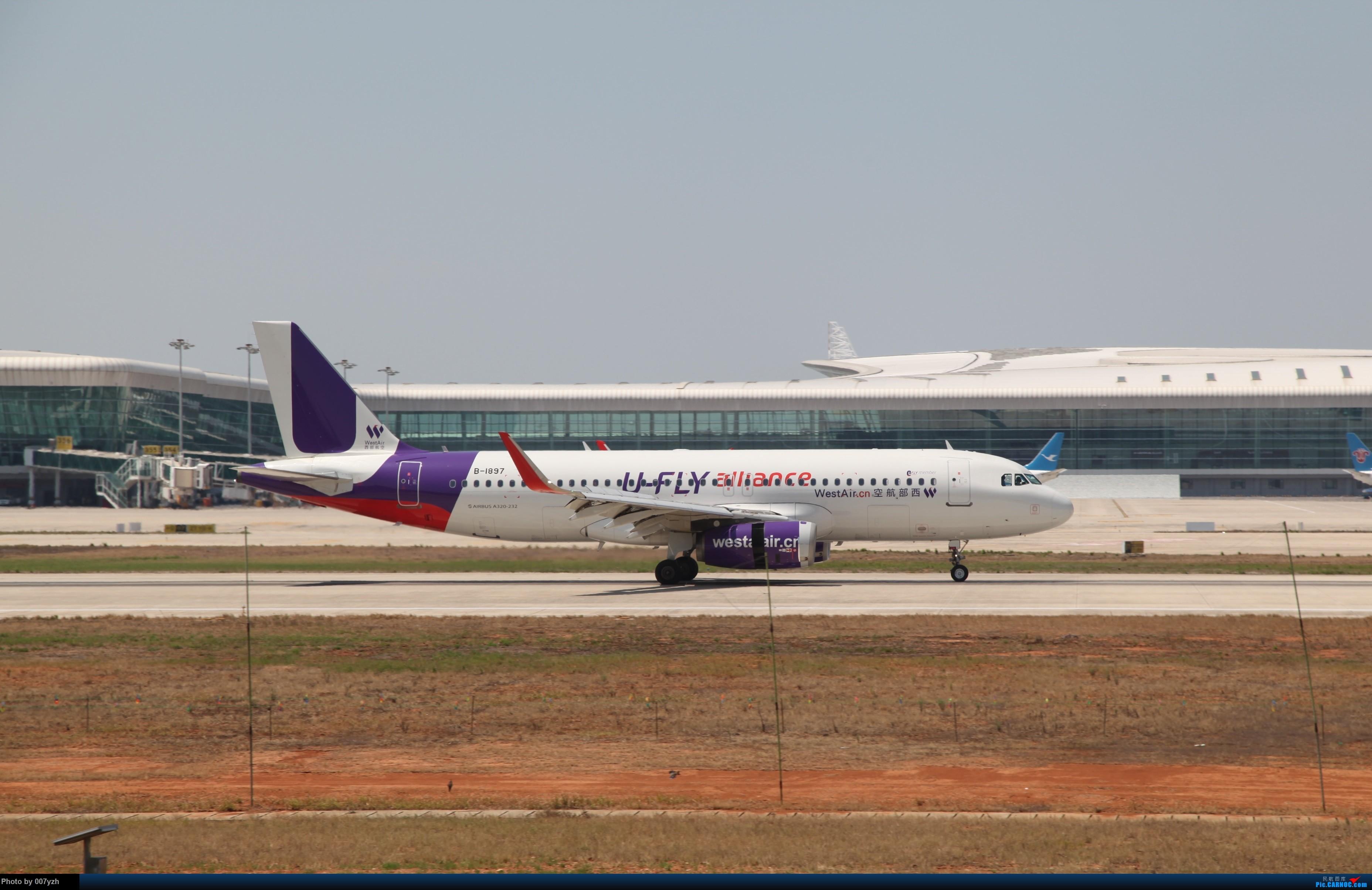 Re:[原创]奔着南航789来的武汉04R跑道拍机 AIRBUS A320-200 B-1897 中国武汉天河国际机场