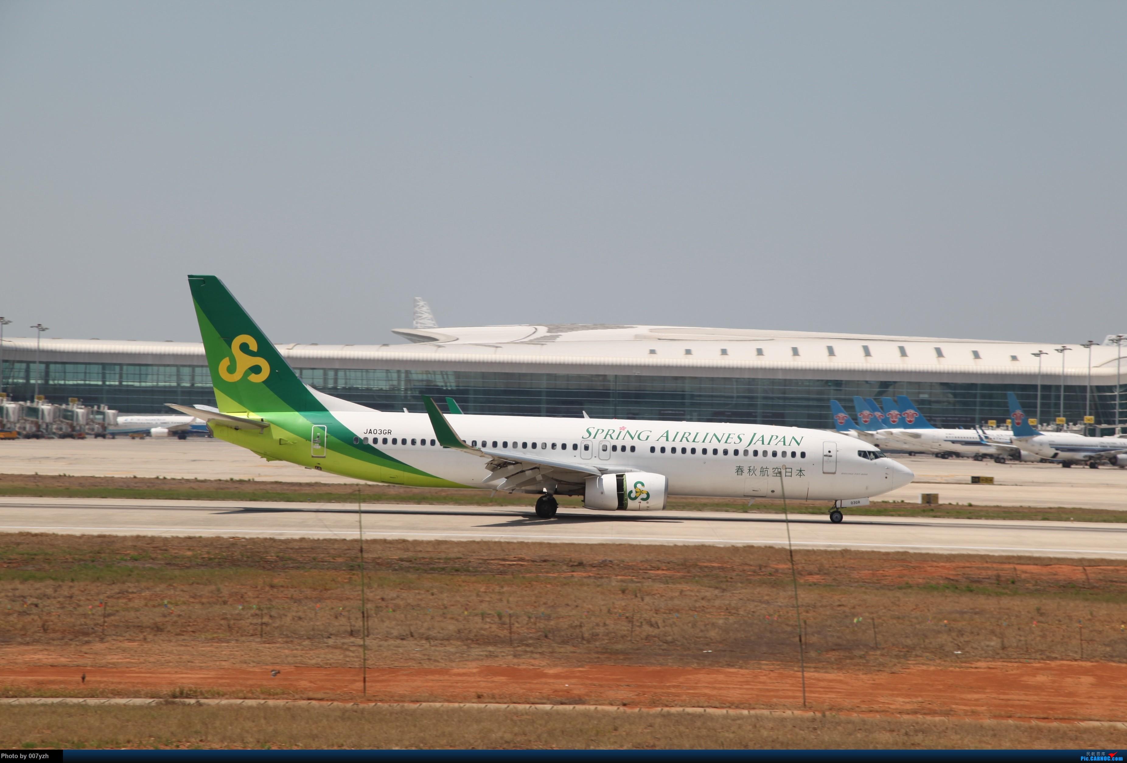 Re:[原创]奔着南航789来的武汉04R跑道拍机 737-800  中国武汉天河国际机场