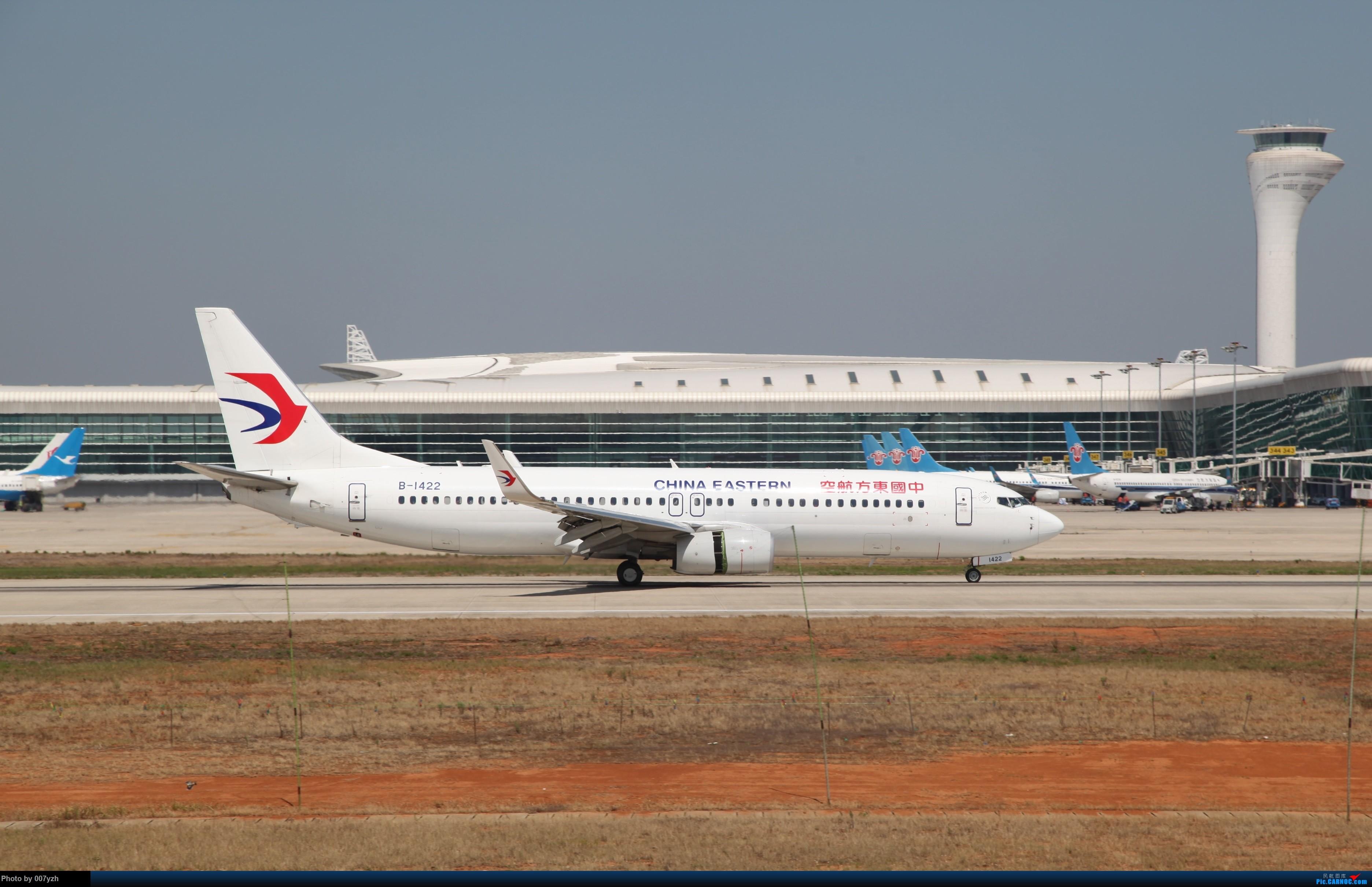 Re:[原创]奔着南航789来的武汉04R跑道拍机 BOEING 737-800 B-1442 中国武汉天河国际机场
