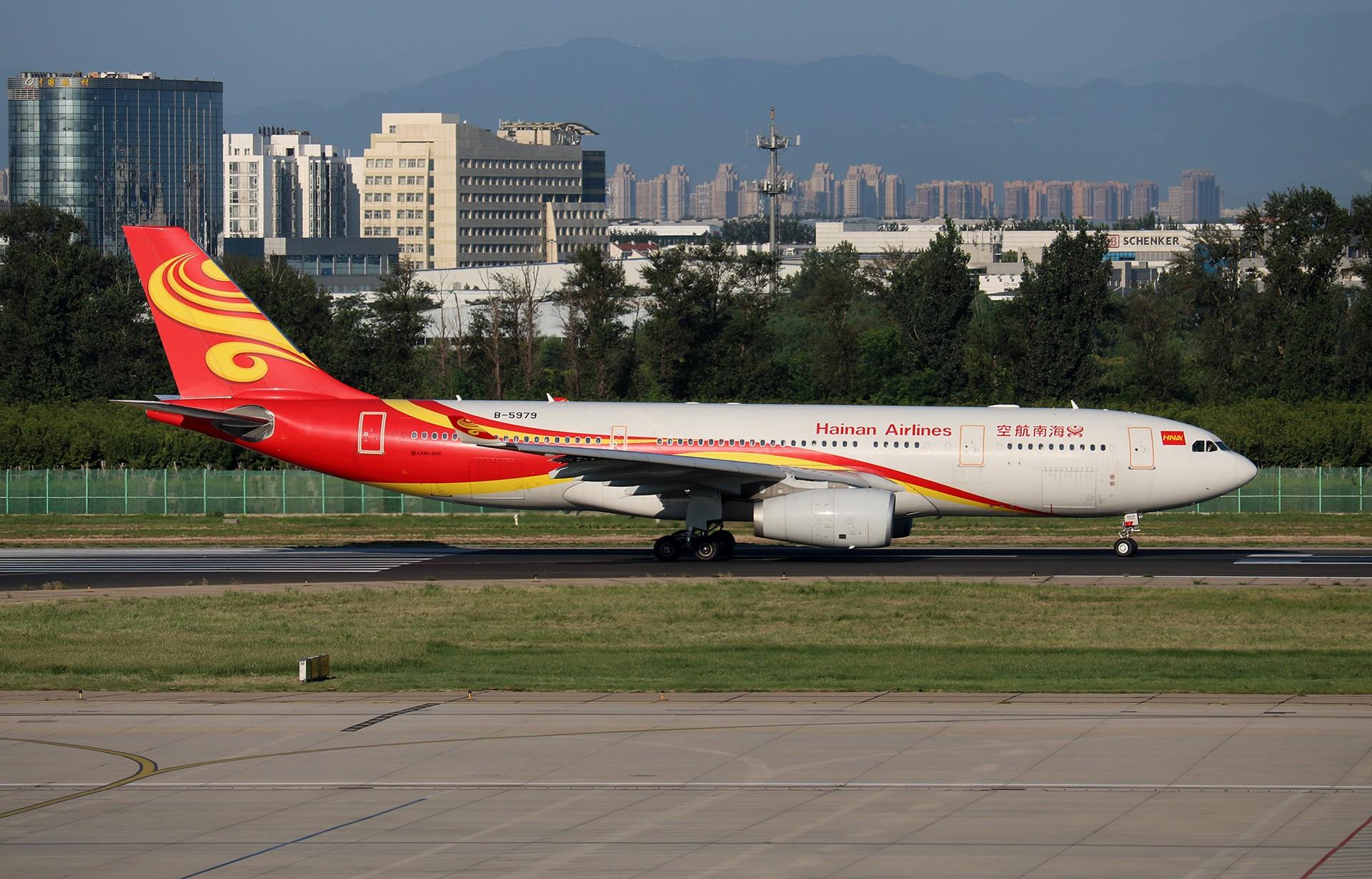Re:LIULIU|【PEK】36L地面一组Ⅵ AIRBUS A330-200 B-5979 中国北京首都国际机场