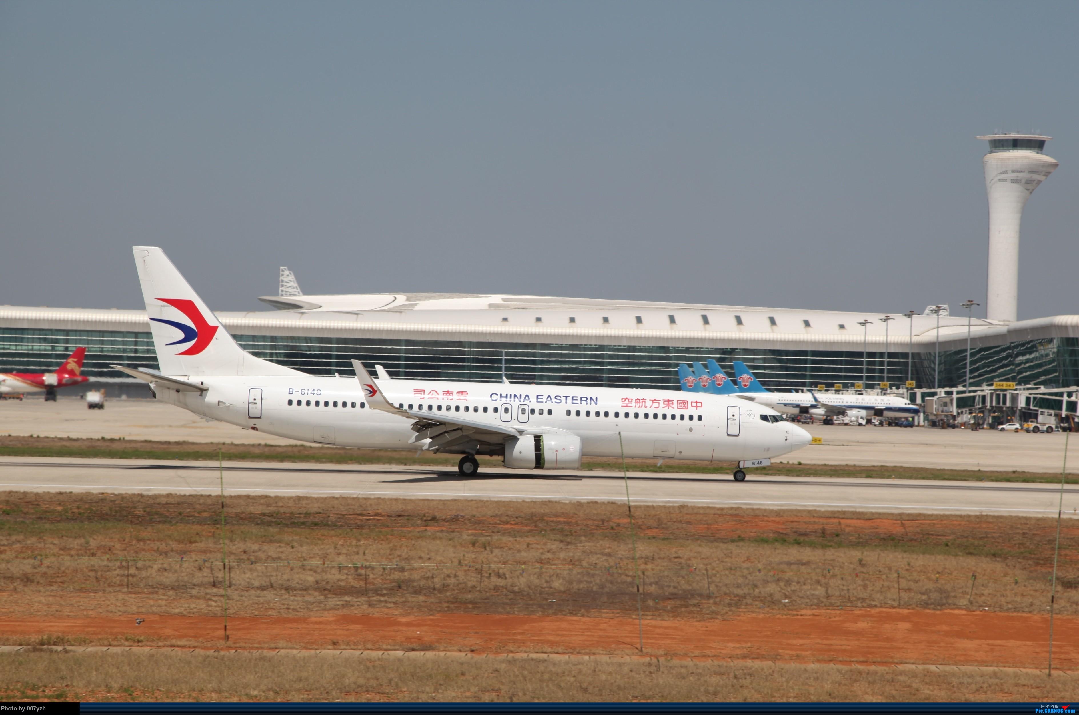 Re:[原创]奔着南航789来的武汉04R跑道拍机 BOEING 737-800 B-6148 中国武汉天河国际机场