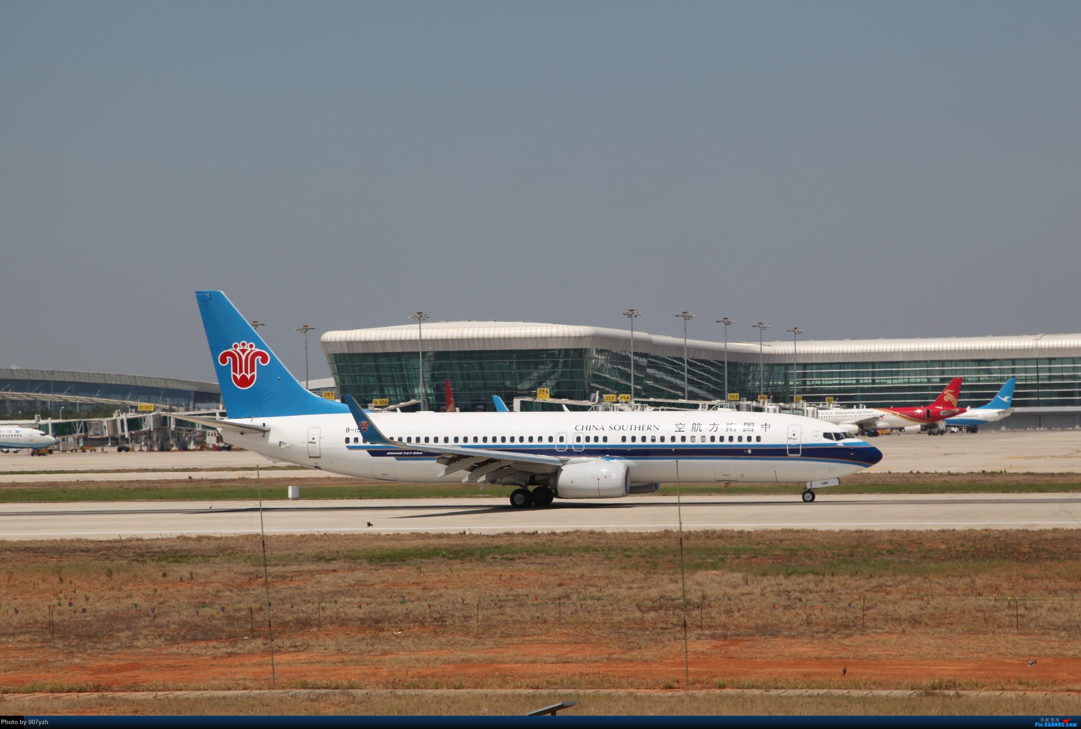 Re:[原创]奔着南航789来的武汉04R跑道拍机 BOEING 737-800 B-1585 中国武汉天河国际机场