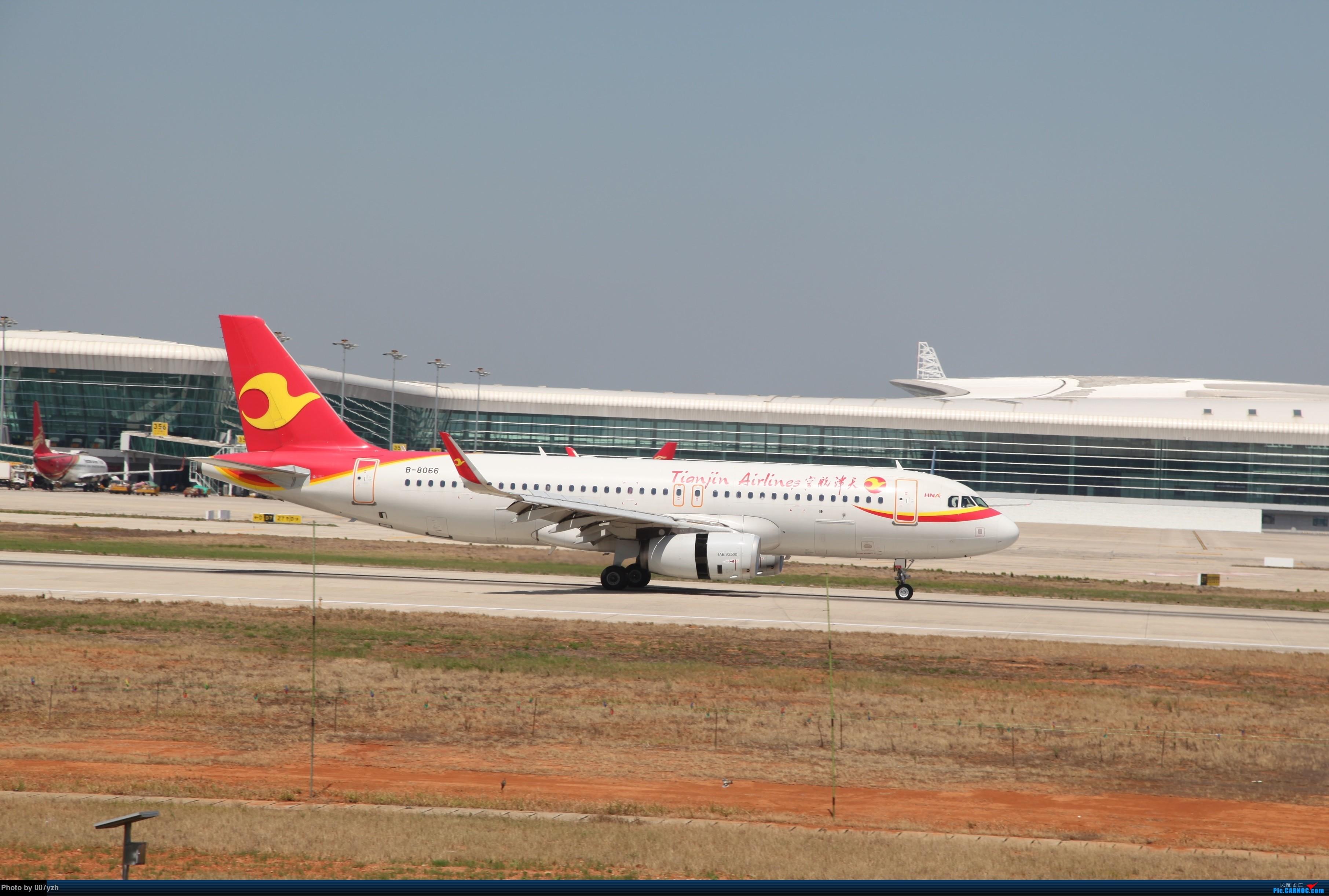 Re:[原创]奔着南航789来的武汉04R跑道拍机 AIRBUS A320-200 B-8066 中国武汉天河国际机场