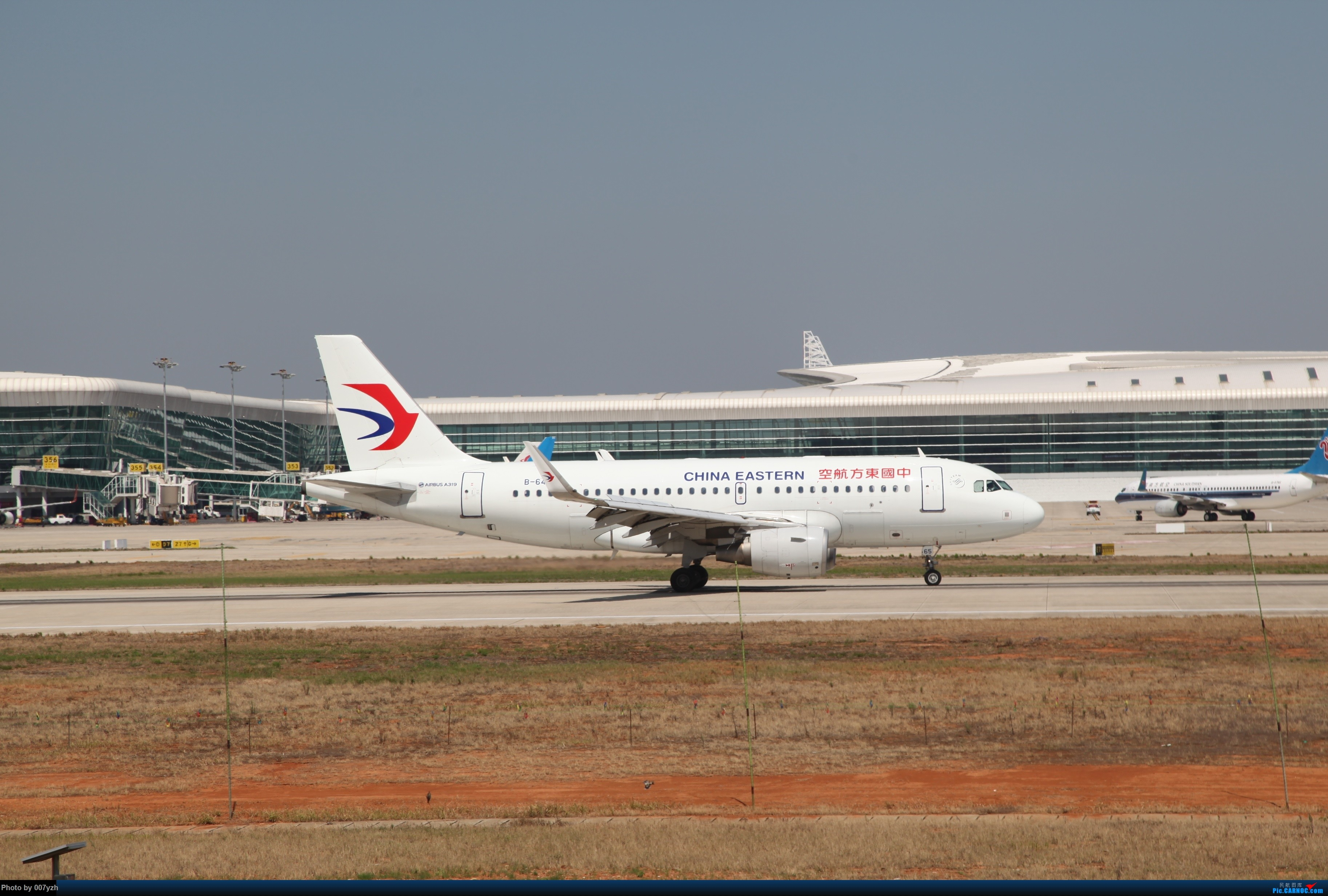Re:[原创]奔着南航789来的武汉04R跑道拍机 AIRBUS A319-100 B-6465 中国武汉天河国际机场