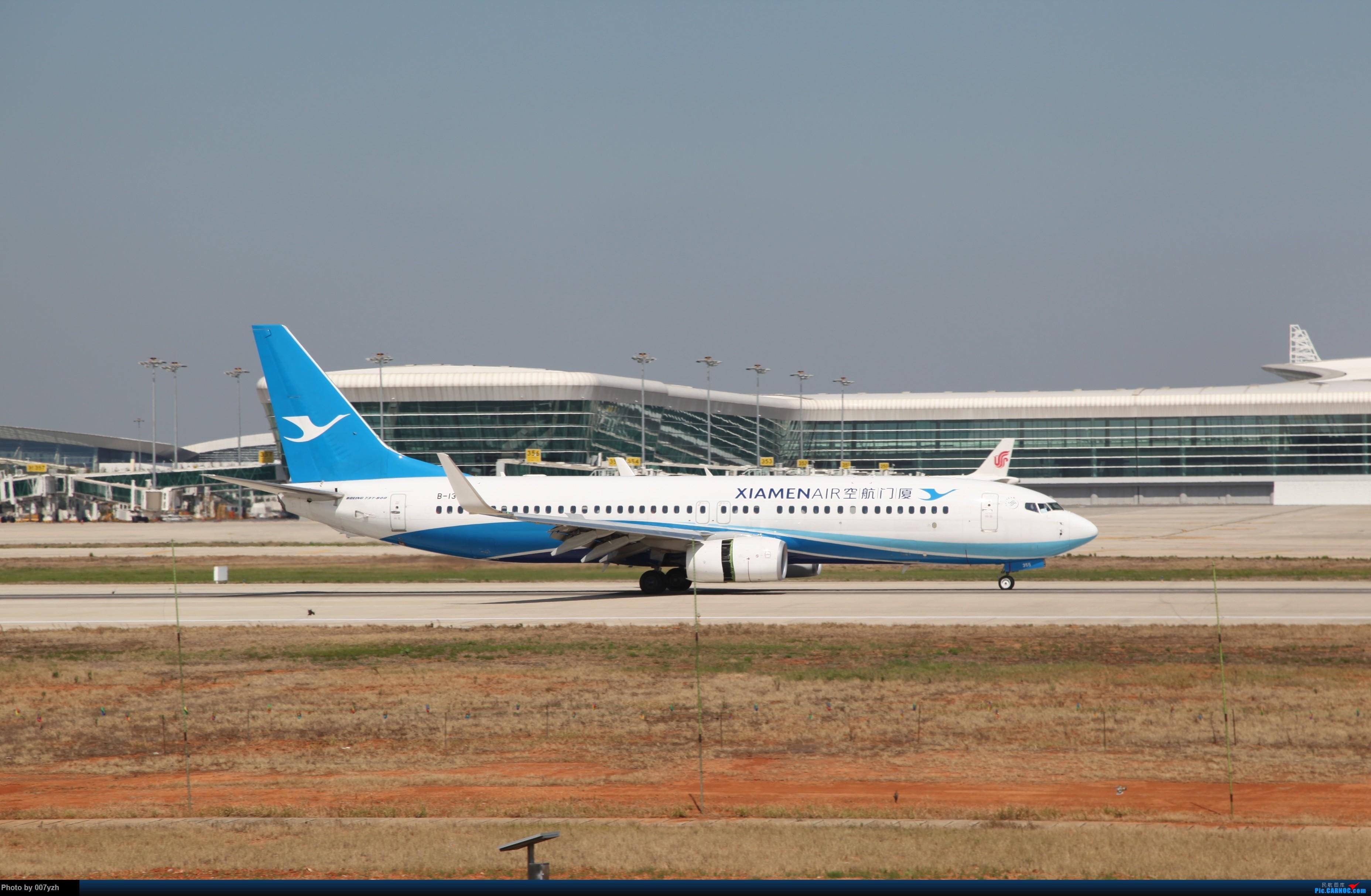 Re:[原创]奔着南航789来的武汉04R跑道拍机 BOEING 737-800 B-1355 中国武汉天河国际机场