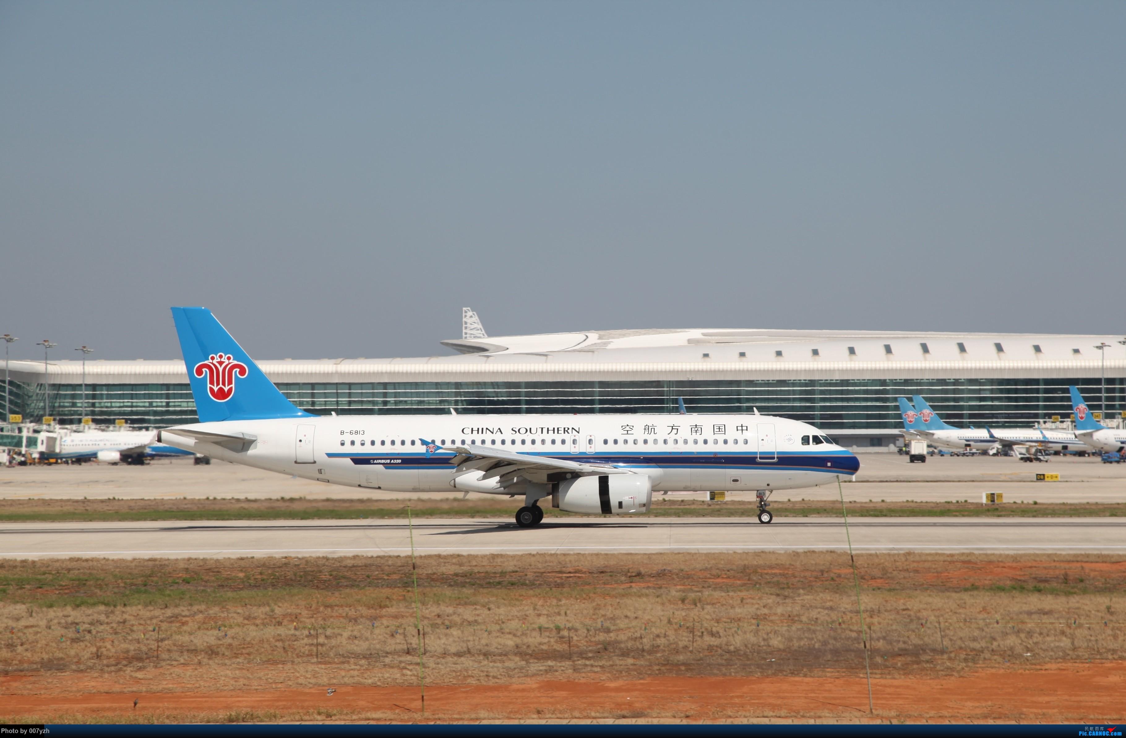 Re:[原创]奔着南航789来的武汉04R跑道拍机 AIRBUS A320-200 B-6813 中国武汉天河国际机场