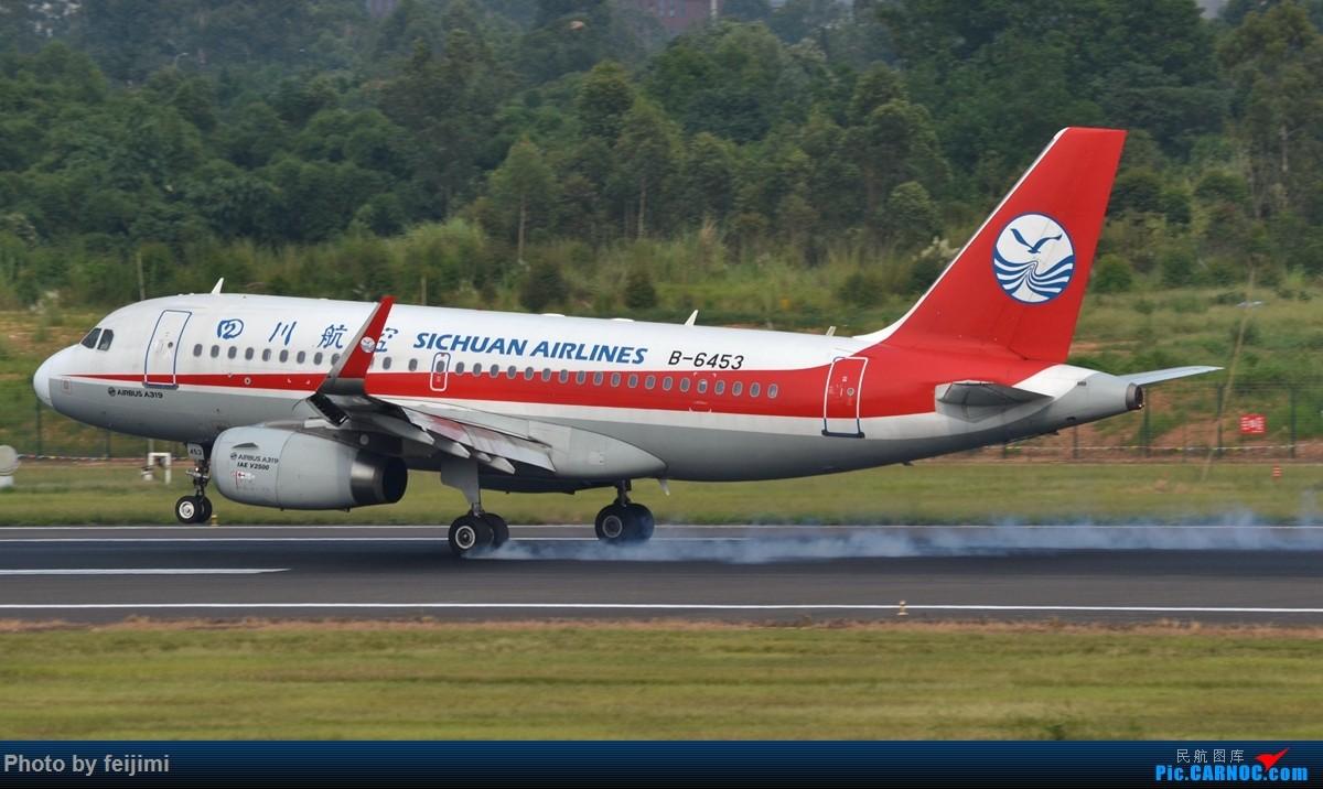 Re:[原创]【子安&拍机】8.26 成卢兹拍机记 AIRBUS A319-100 B-6453 中国成都双流国际机场
