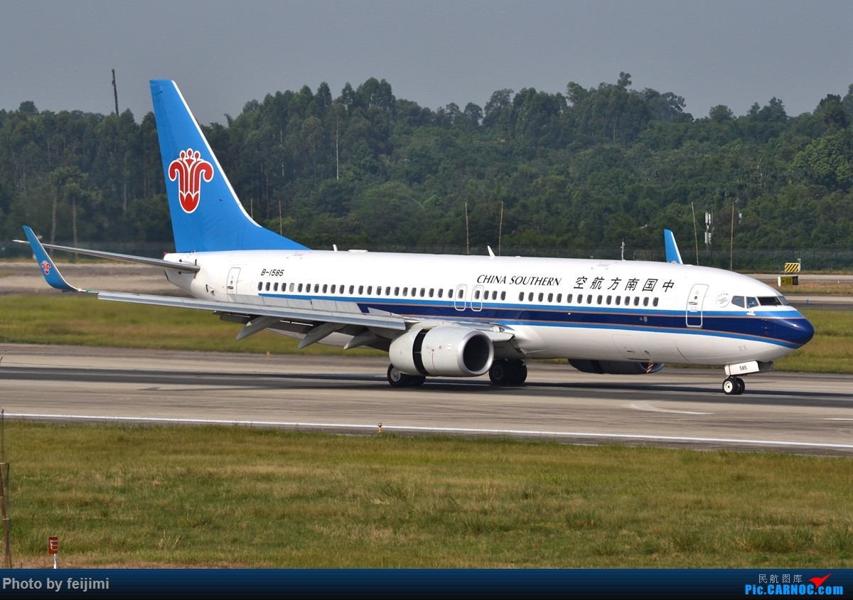 Re:[原创]【子安&拍机】8.26 成卢兹拍机记 BOEING 737-800 B-1585 中国成都双流国际机场