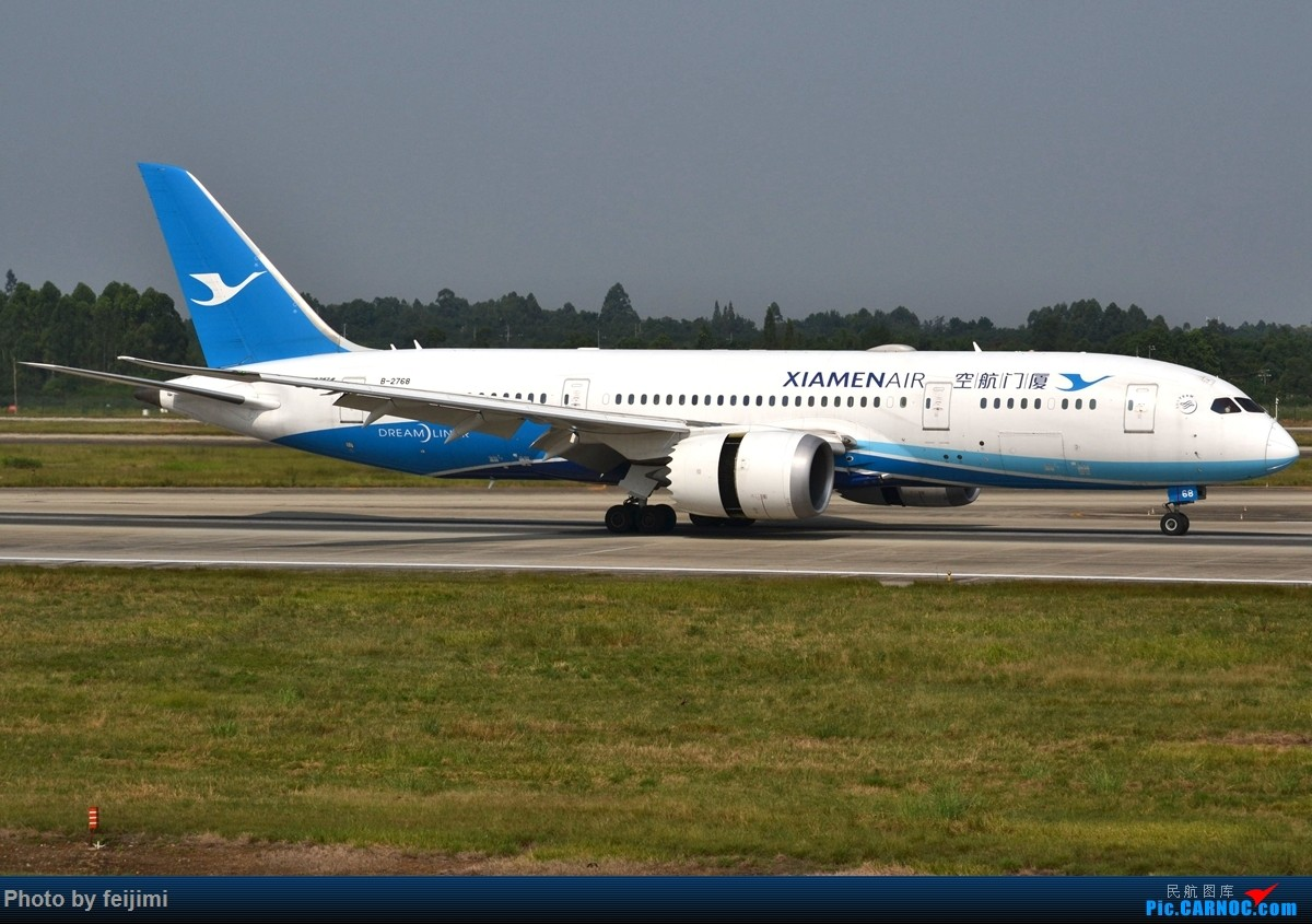 Re:[原创]【子安&拍机】8.26 成卢兹拍机记 BOEING 787-8 B-2768 中国成都双流国际机场