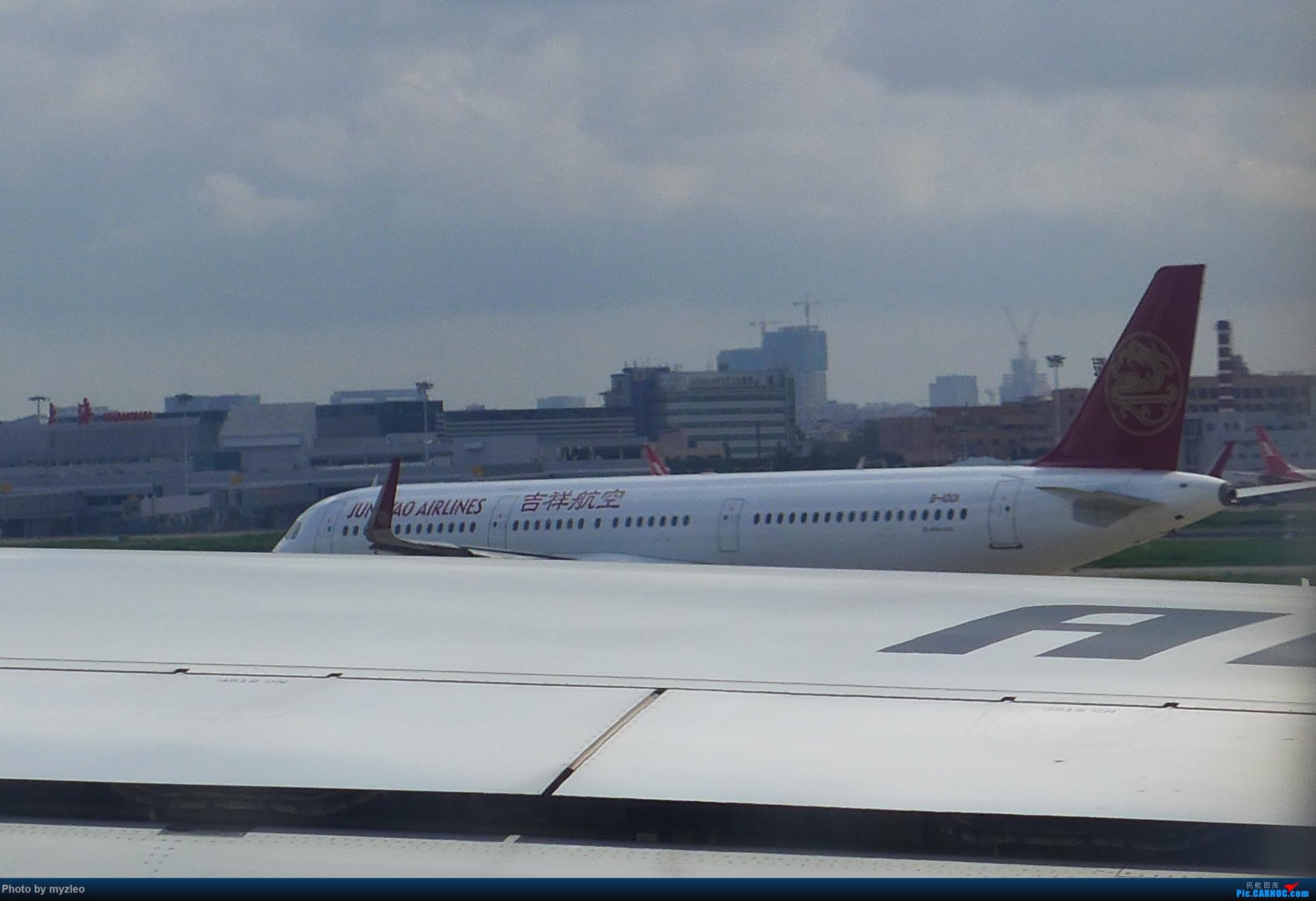 Re:[原创]【myzleo的游记3.1】三访帝都——记一次意外的惊喜,大鹅头初遇,第一次去中关村 AIRBUS A321-200 B-1001 中国上海虹桥国际机场