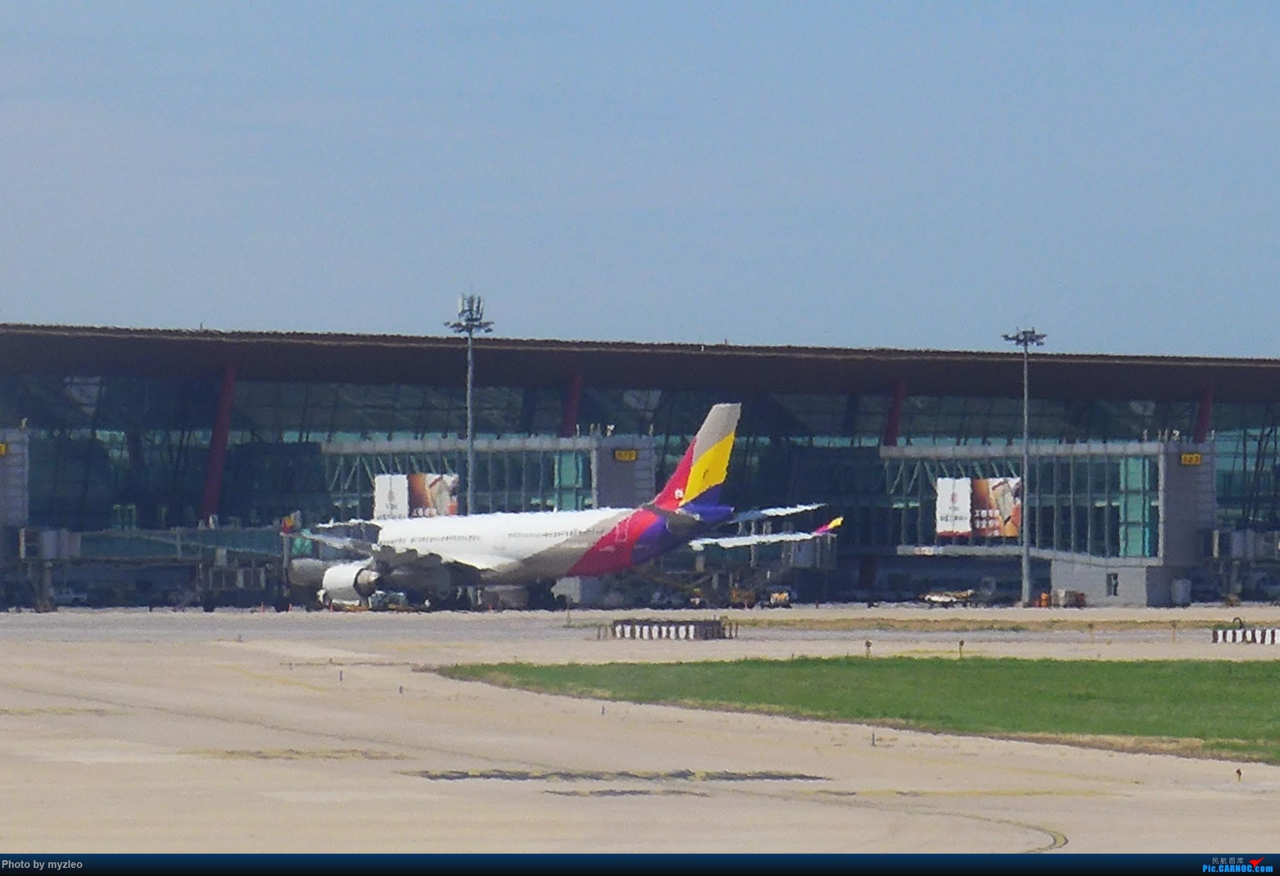 Re:[原创]【myzleo的游记3.1】三访帝都——记一次意外的惊喜,大鹅头初遇,第一次去中关村 AIRBUS A330  中国北京首都国际机场