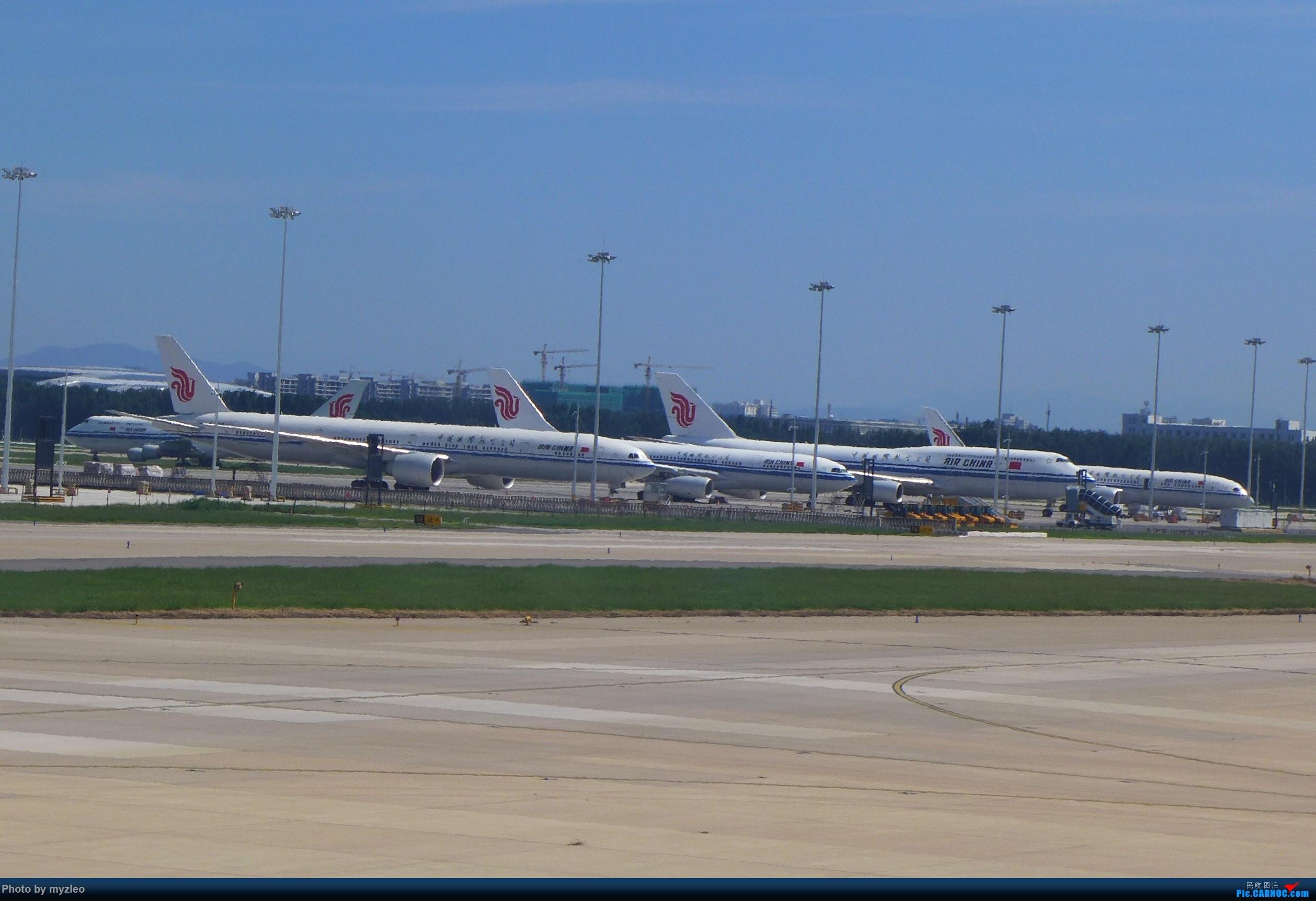Re:[原创]【myzleo的游记3.1】三访帝都——记一次意外的惊喜,大鹅头初遇,第一次去中关村 BOEING 747-8I B-2486 中国北京首都国际机场 中国北京首都国际机场