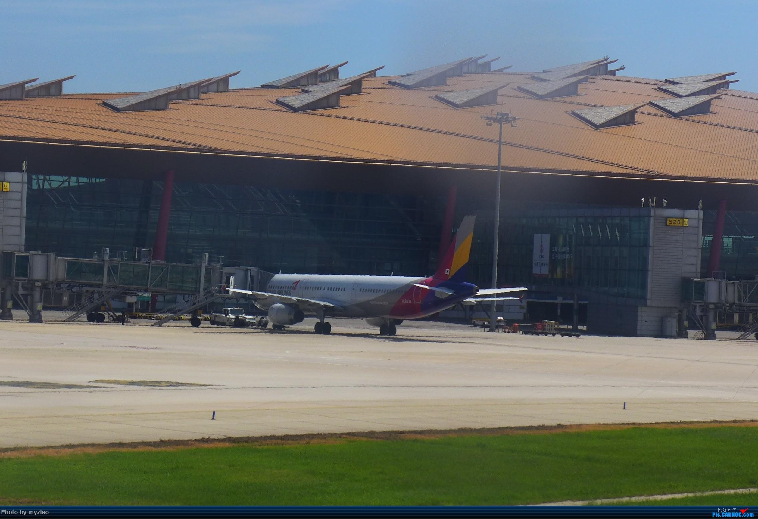 Re:[原创]【myzleo的游记3.1】三访帝都——记一次意外的惊喜,大鹅头初遇,第一次去中关村 AIRBUS A321 HL8277 中国北京首都国际机场