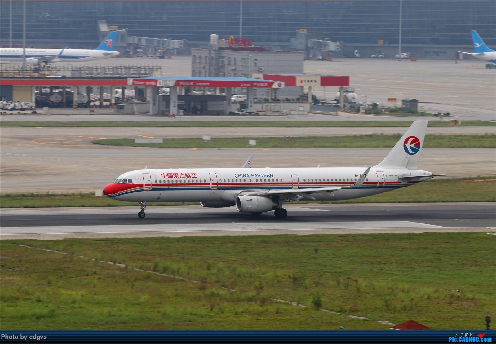 Re:[原创]【KMG】长水机场一组 1600大图 AIRBUS A321-200 B-1812 中国昆明长水国际机场