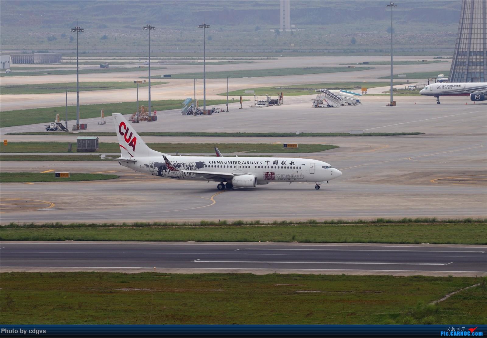 Re:[原创]【KMG】长水机场一组 1600大图 BOEING 737-800 B-5448 中国昆明长水国际机场