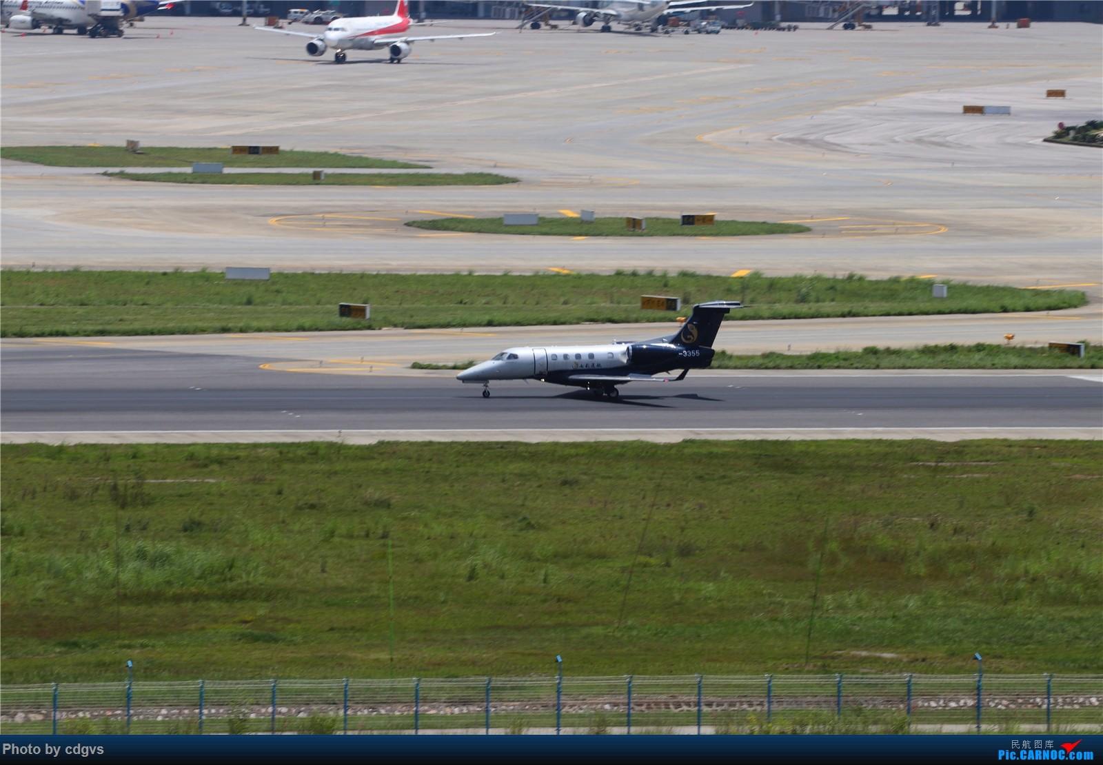 Re:[原创]【KMG】长水机场一组 1600大图 EMBRAER PHENOM 300 B-3355 中国昆明长水国际机场