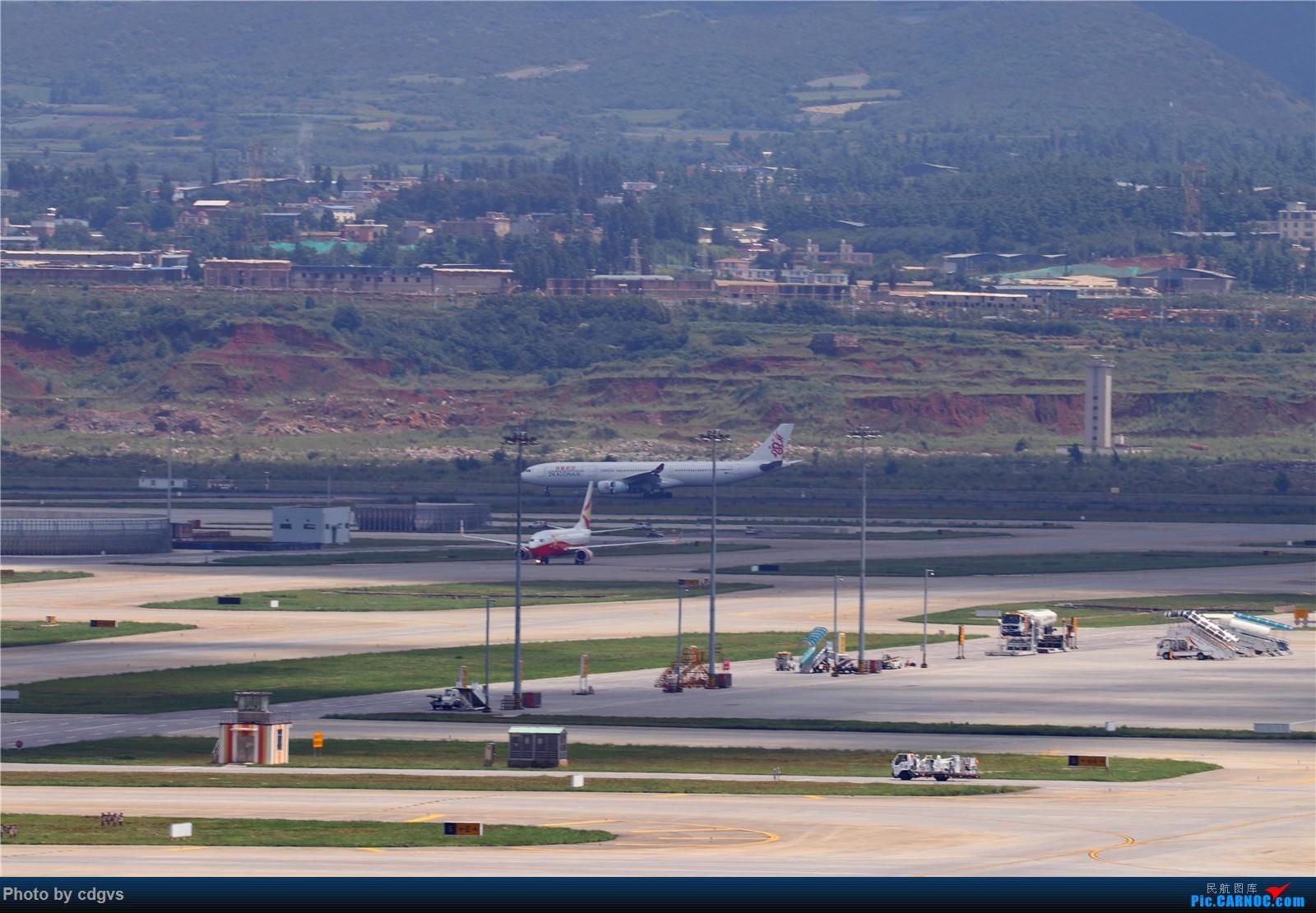 Re:[原创]【KMG】长水机场一组 1600大图 AIRBUS A330-300 B-HLC 中国昆明长水国际机场