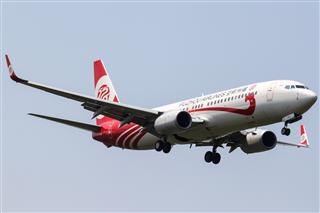 福州航空737-800