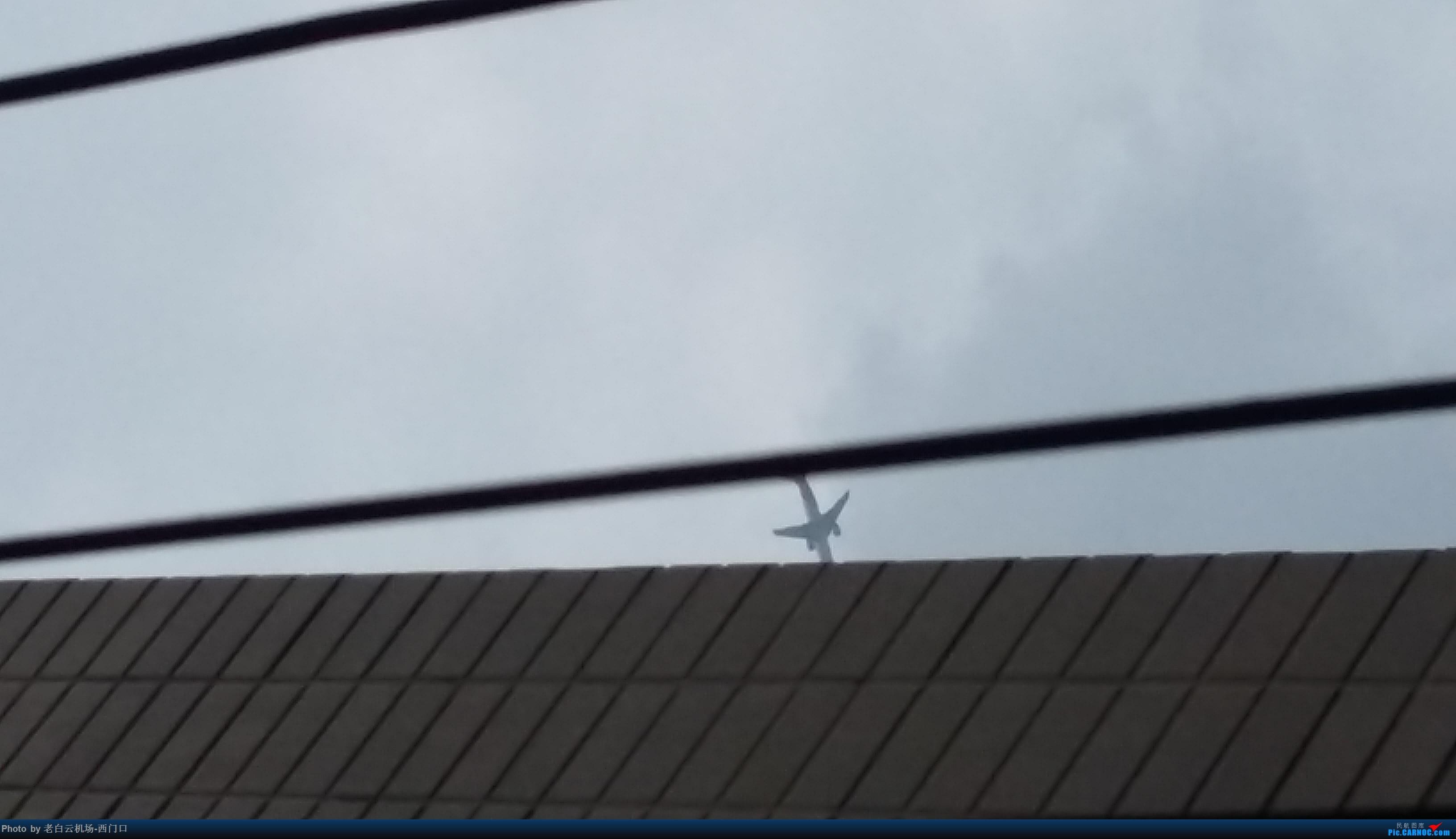 Re:[原创]我的拍飞机心情(广州) AIRBUS A320-200 不明 中国广东省广州市荔湾区西*门*口*广*场上空