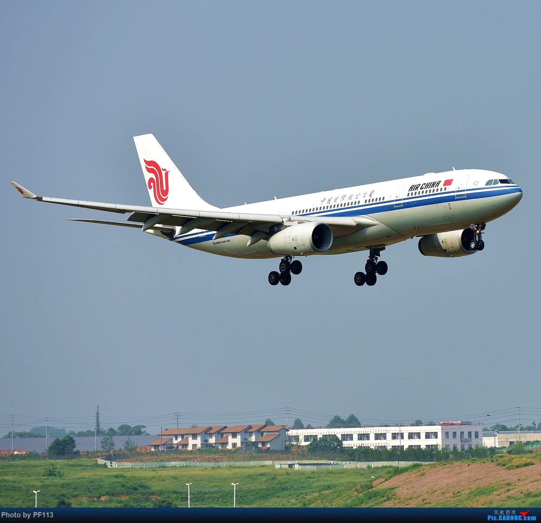 Re:[原创]2018.09.01CTU拍机 AIRBUS A330-200 B-6549 中国成都双流国际机场