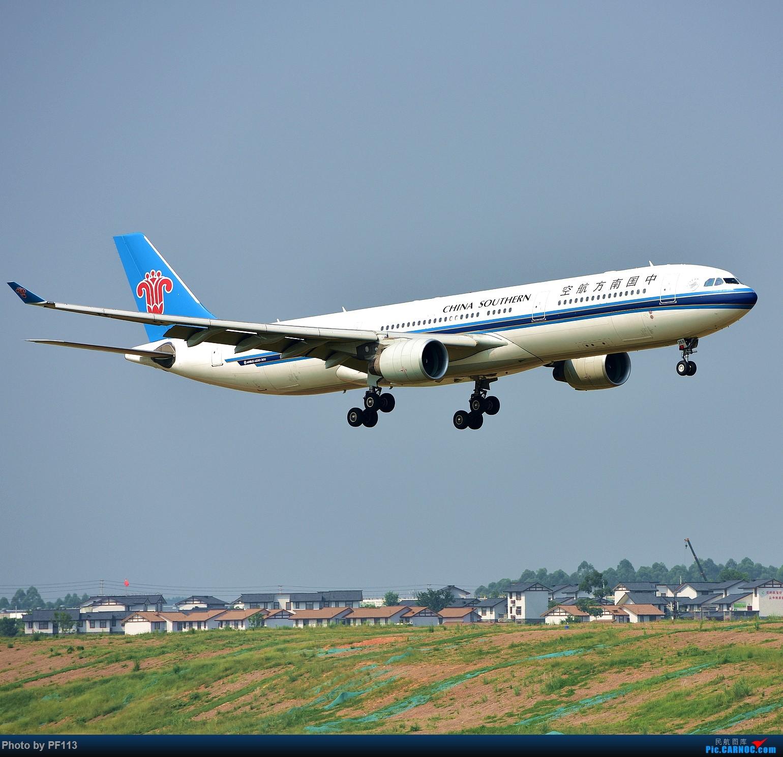 Re:[原创]2018.09.01CTU拍机 AIRBUS A330-300 B-8359 中国成都双流国际机场