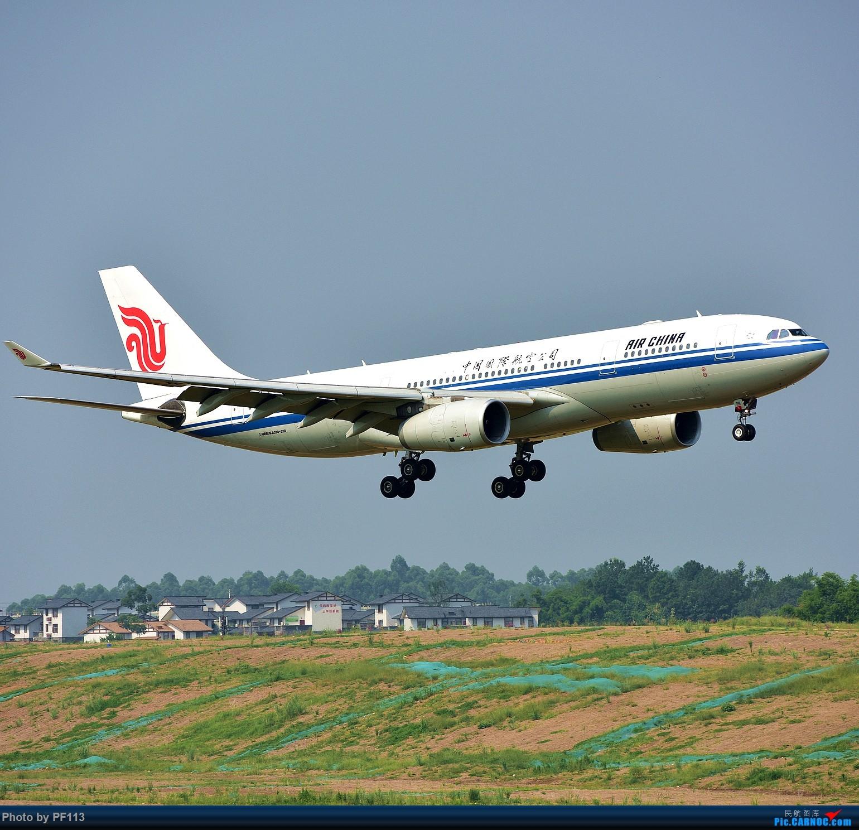 Re:[原创]2018.09.01CTU拍机 AIRBUS A330-200 B-6081 中国成都双流国际机场